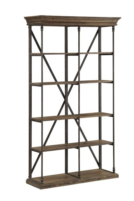 C2C Accents Bookcase by C2C at Walker's Furniture
