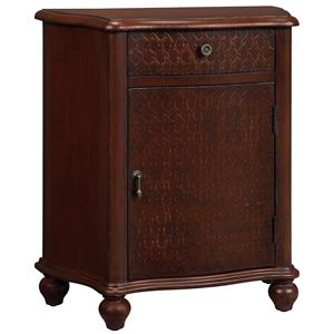 Ruby-Gordon Accents Ruby-Gordon Accents One Drawer One Door Cabinet