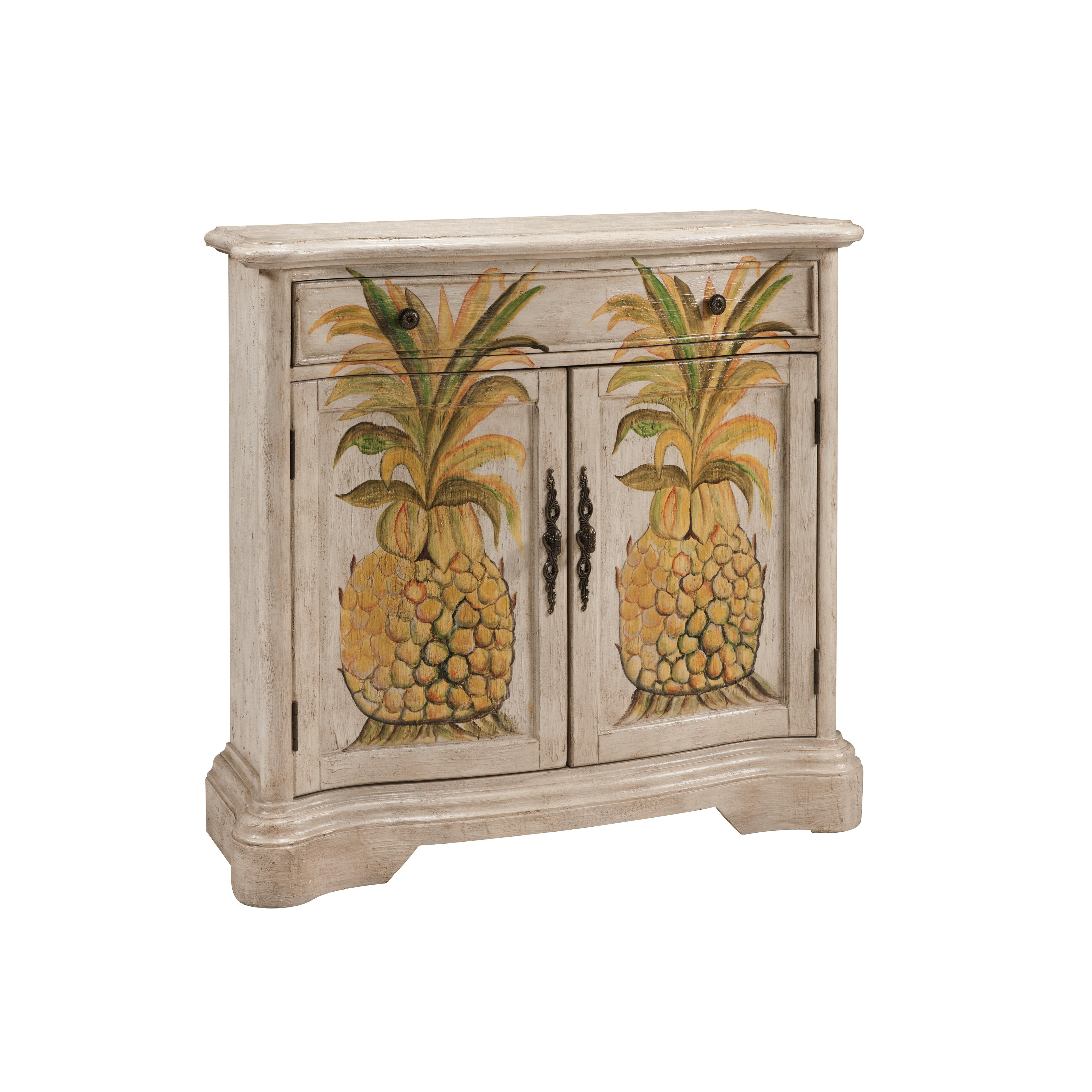 Coast to Coast Imports Coast to Coast Accents One Drawer Two Door Cabinet - Item Number: 61694