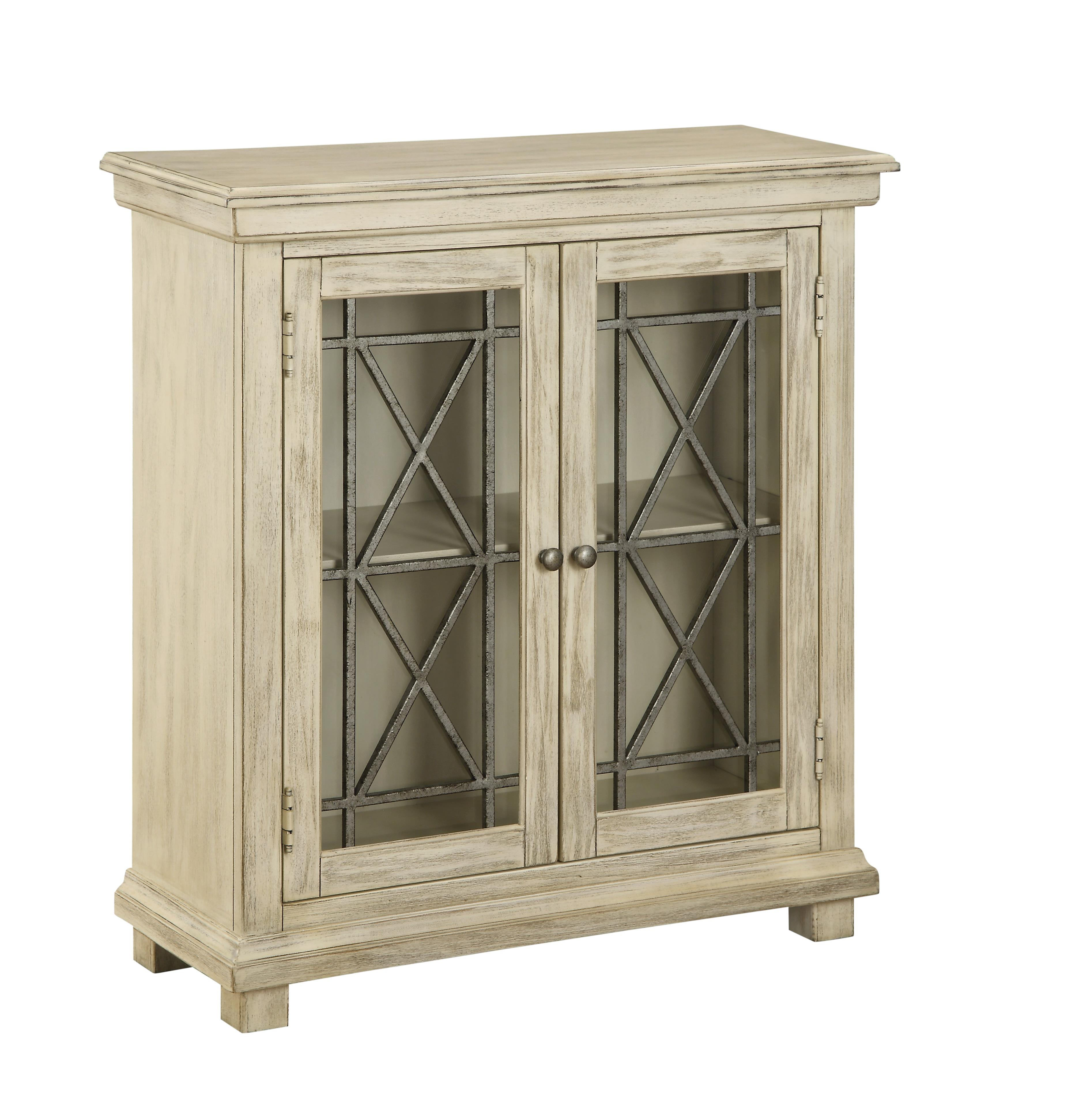 Coast to Coast Imports Coast to Coast Accents Two Door Cabinet - Item Number: 67453