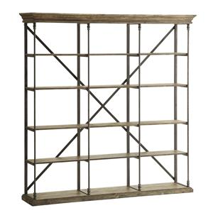 Coast to Coast Imports Coast to Coast Accents Large Bookcase