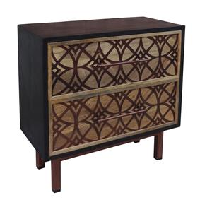 Ruby-Gordon Accents Ruby-Gordon Accents Two Drawer Chest