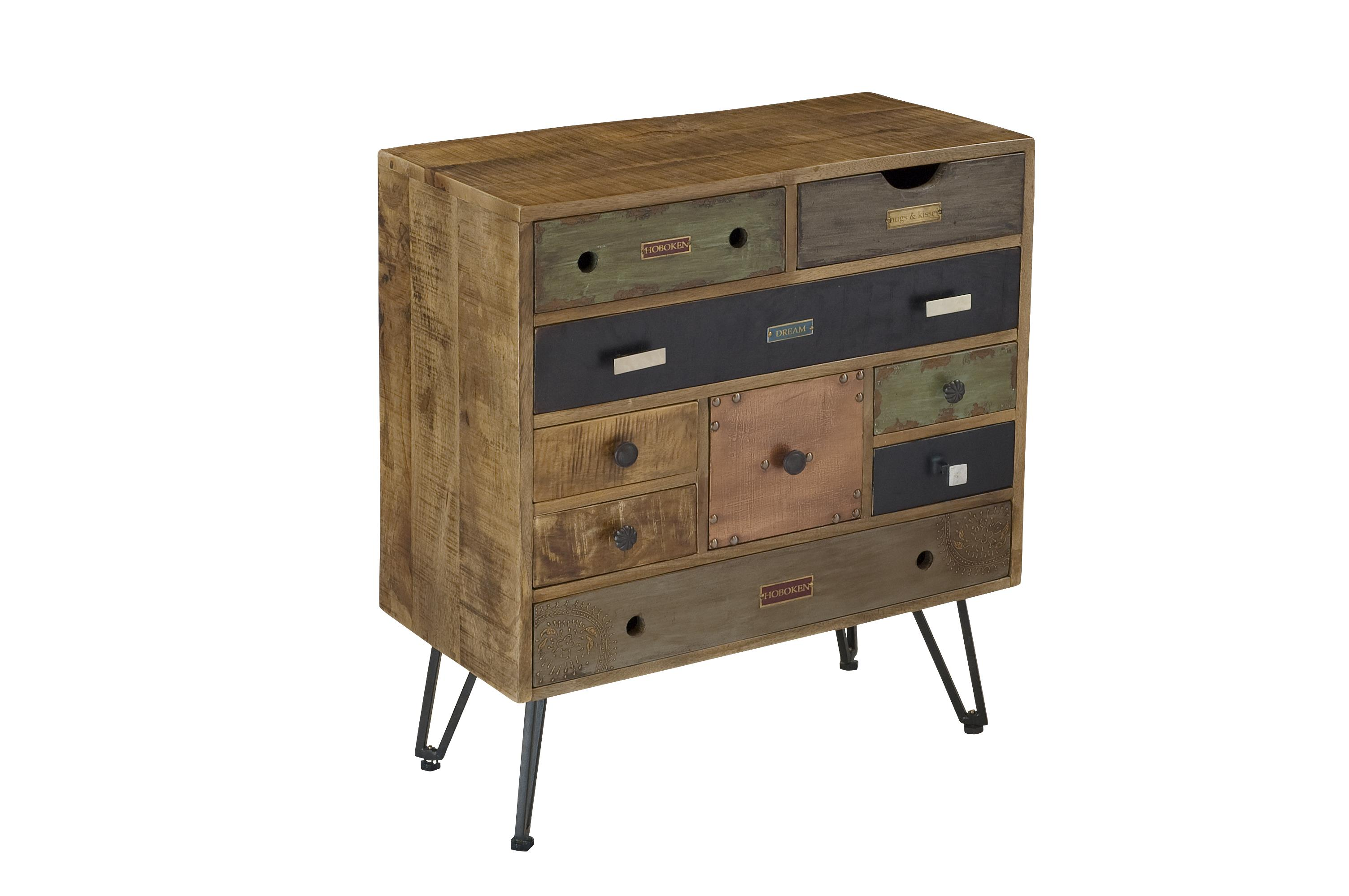 Nine Drawer Chest