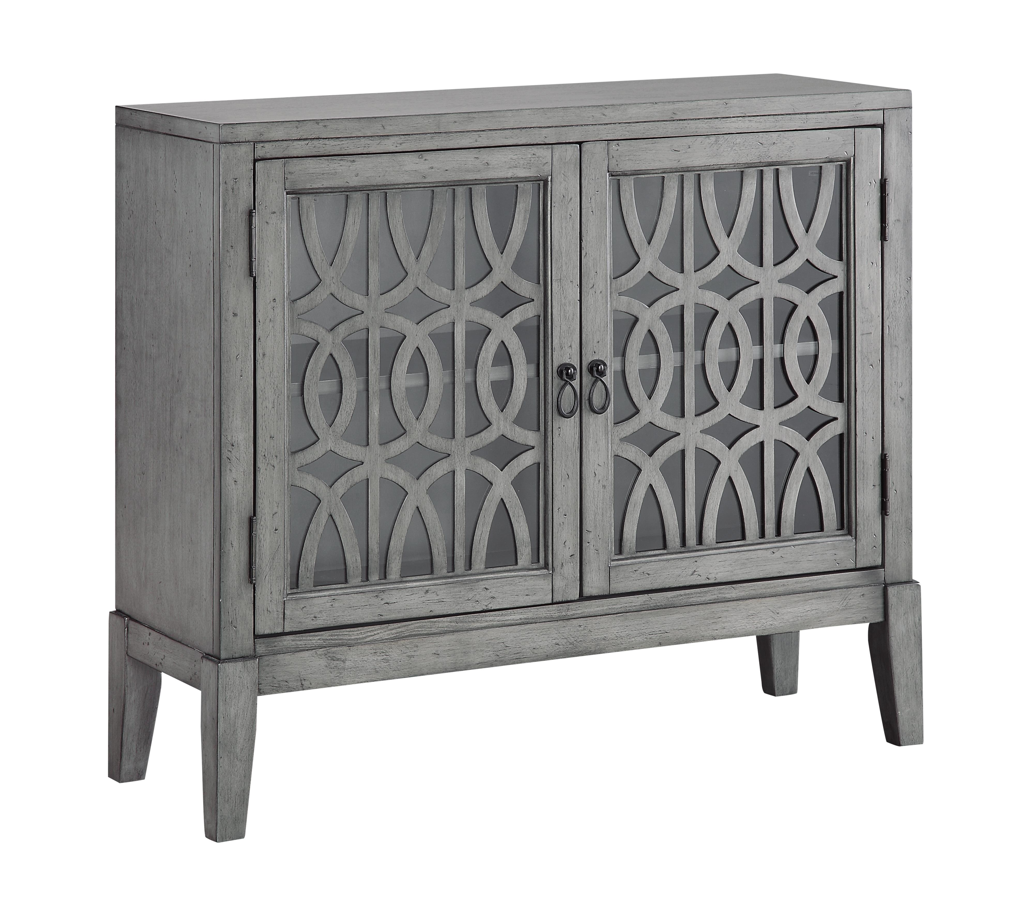 Coast to Coast Imports Accents 2 Door Cabinet - Item Number: 70700