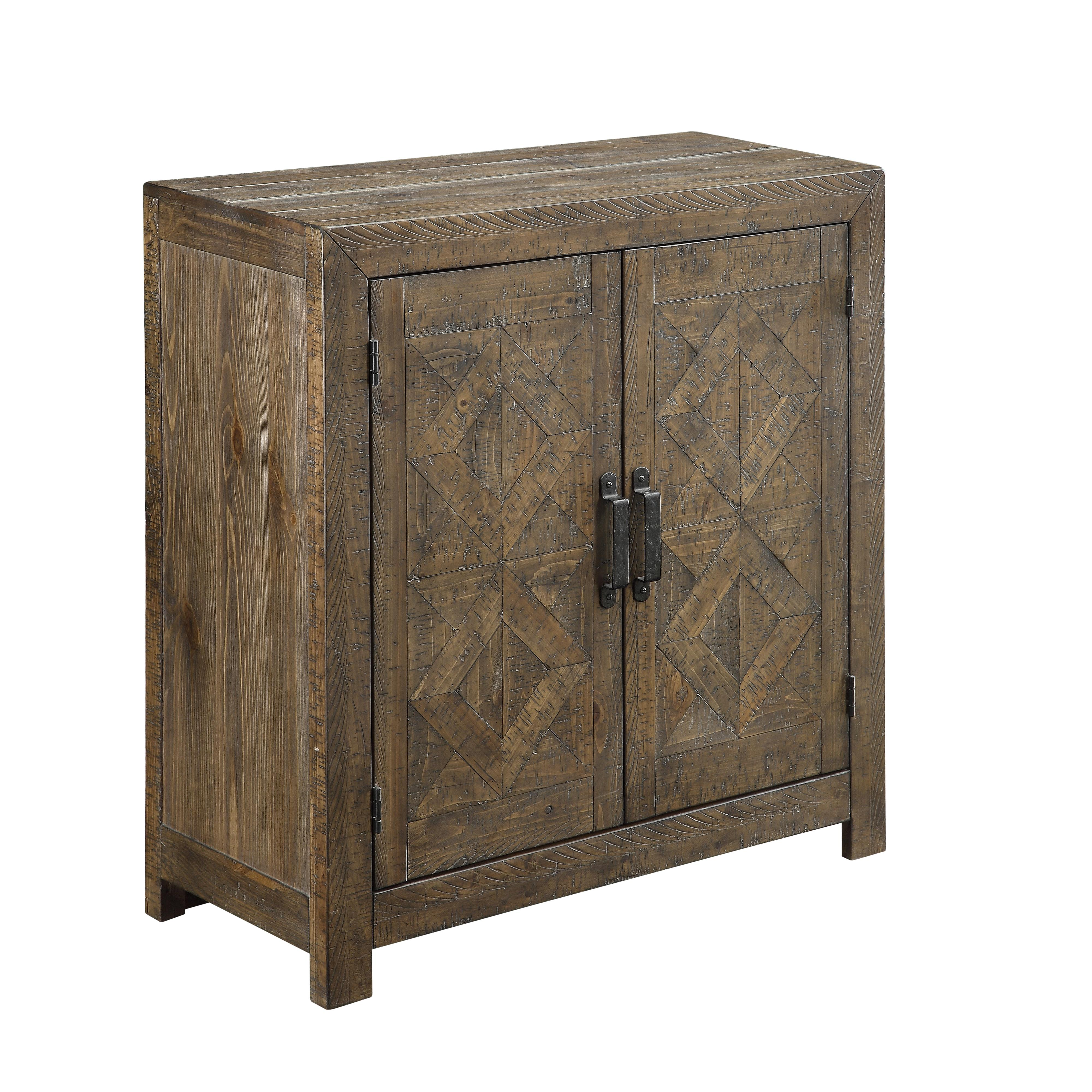 Coast to Coast Imports Coast to Coast Accents Two Door Cabinet - Item Number: 70709