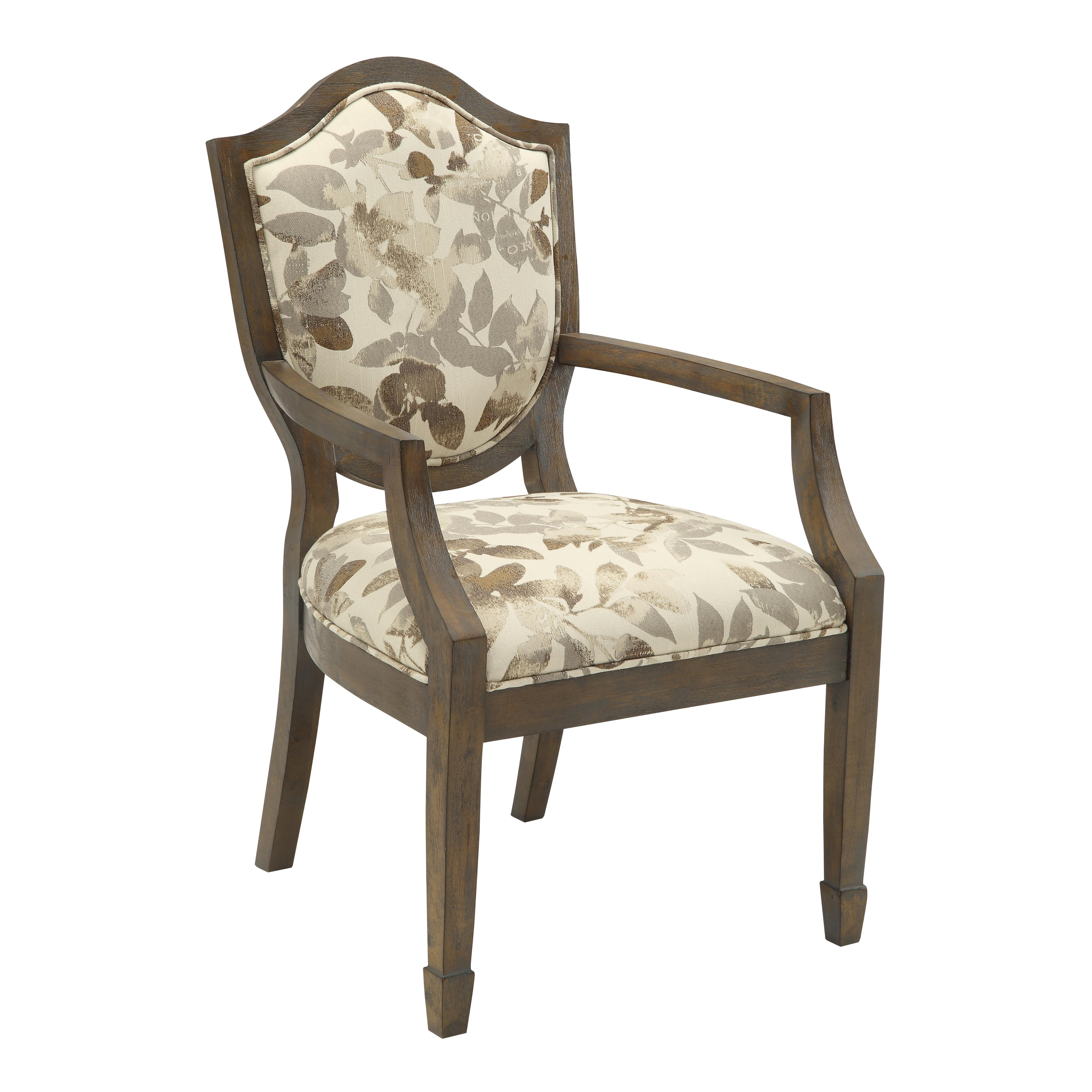 Coast to Coast Imports Coastal Accents Accent Chair - Item Number: 70733