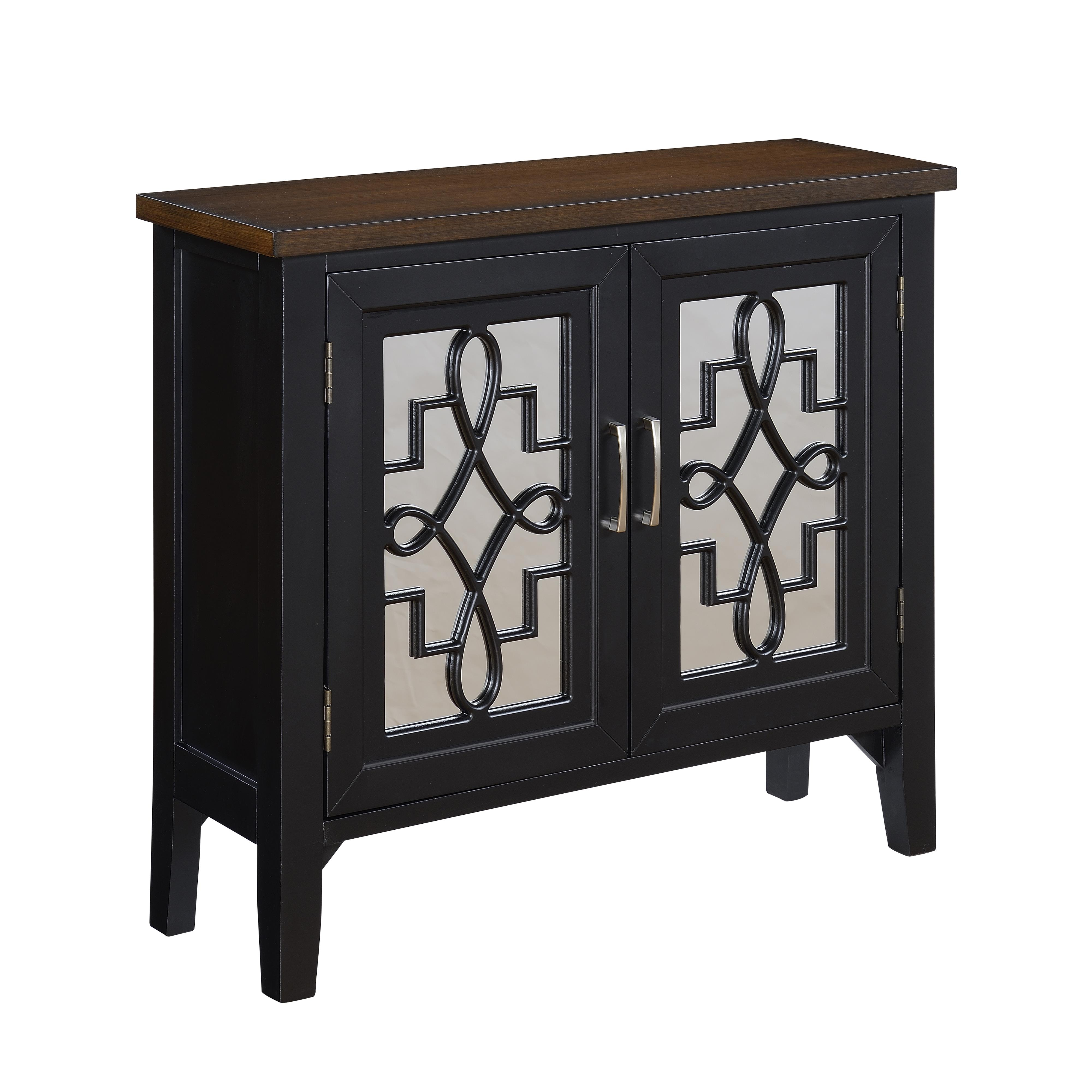 Coast to Coast Imports Coast to Coast Accents Two Door Cabinet - Item Number: 70752