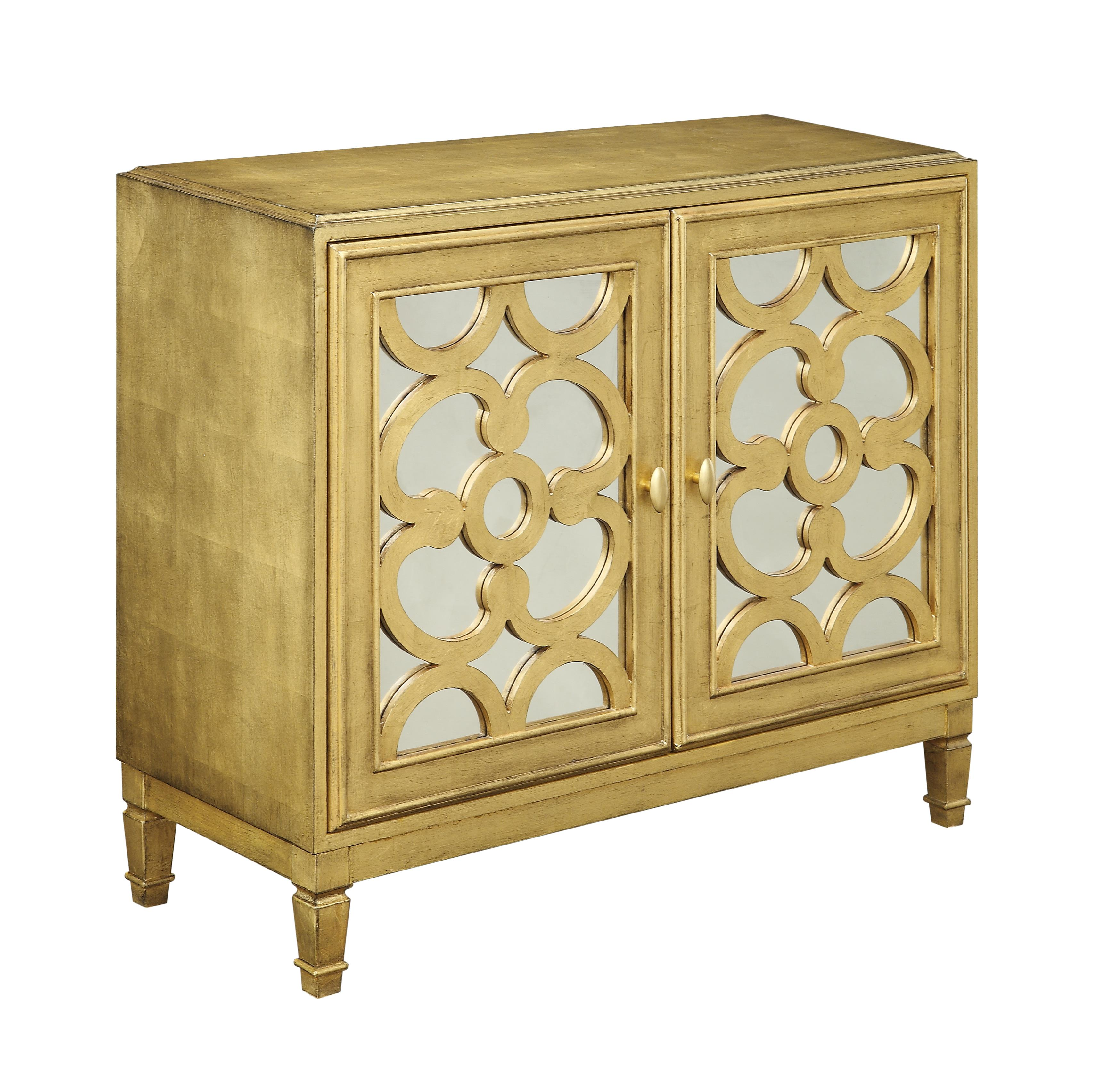 Coast to Coast Imports Coast to Coast Accents Two Door Cabinet - Item Number: 70780