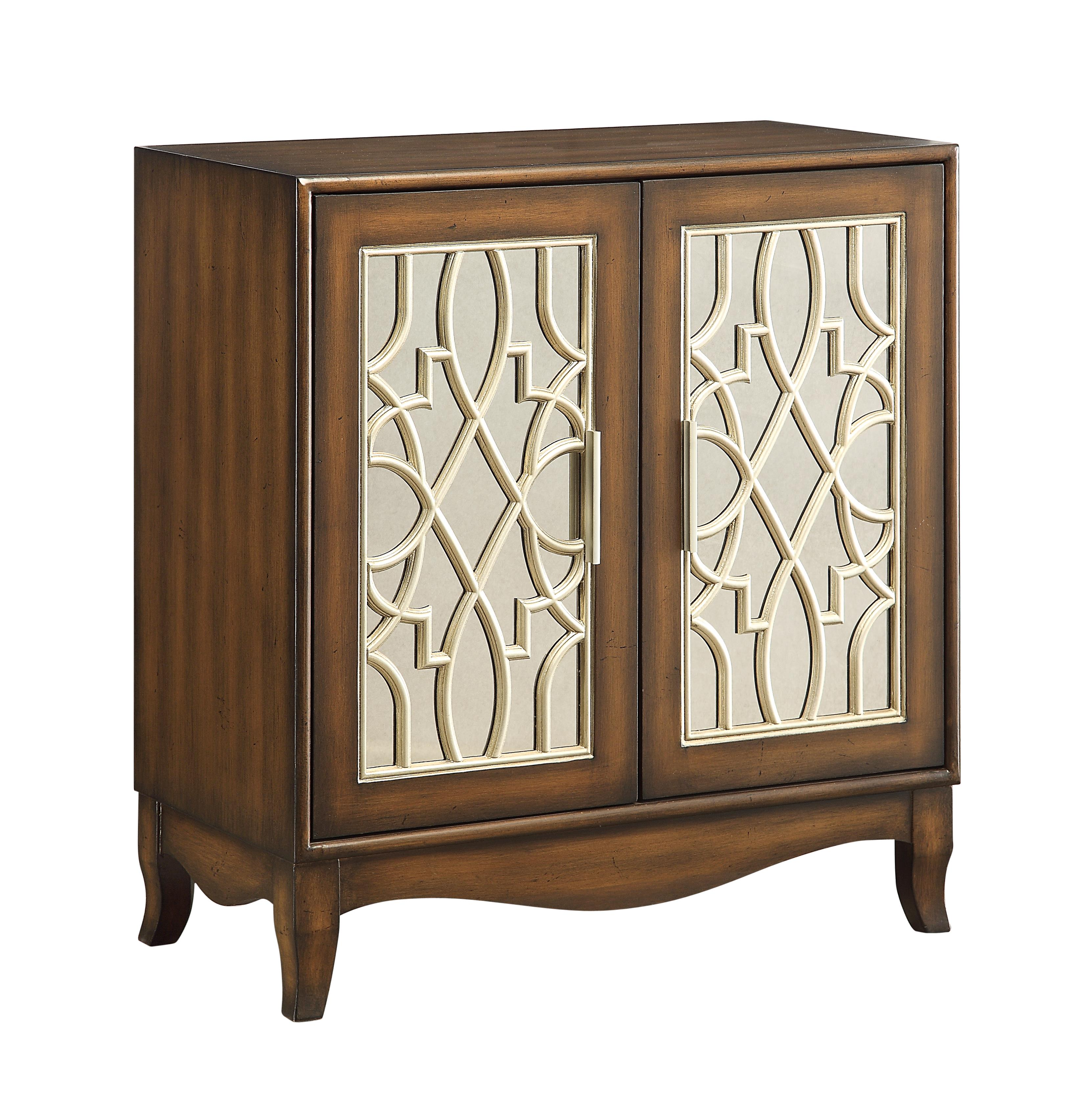 Coast to Coast Imports Coast to Coast Accents Two Door Cabinet - Item Number: 70782