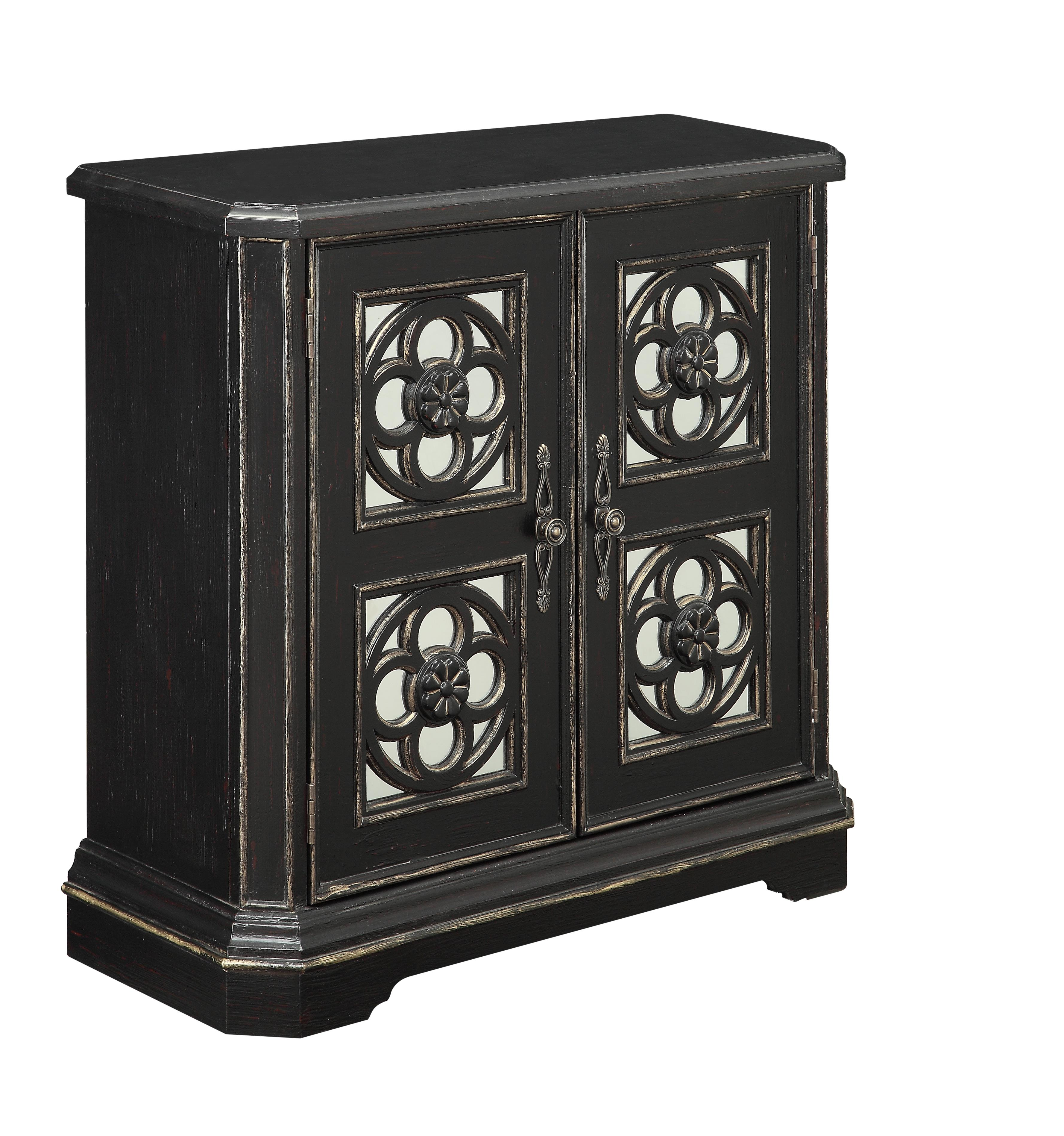 Coast to Coast Imports Coast to Coast Accents Two Door Cabinet - Item Number: 70787
