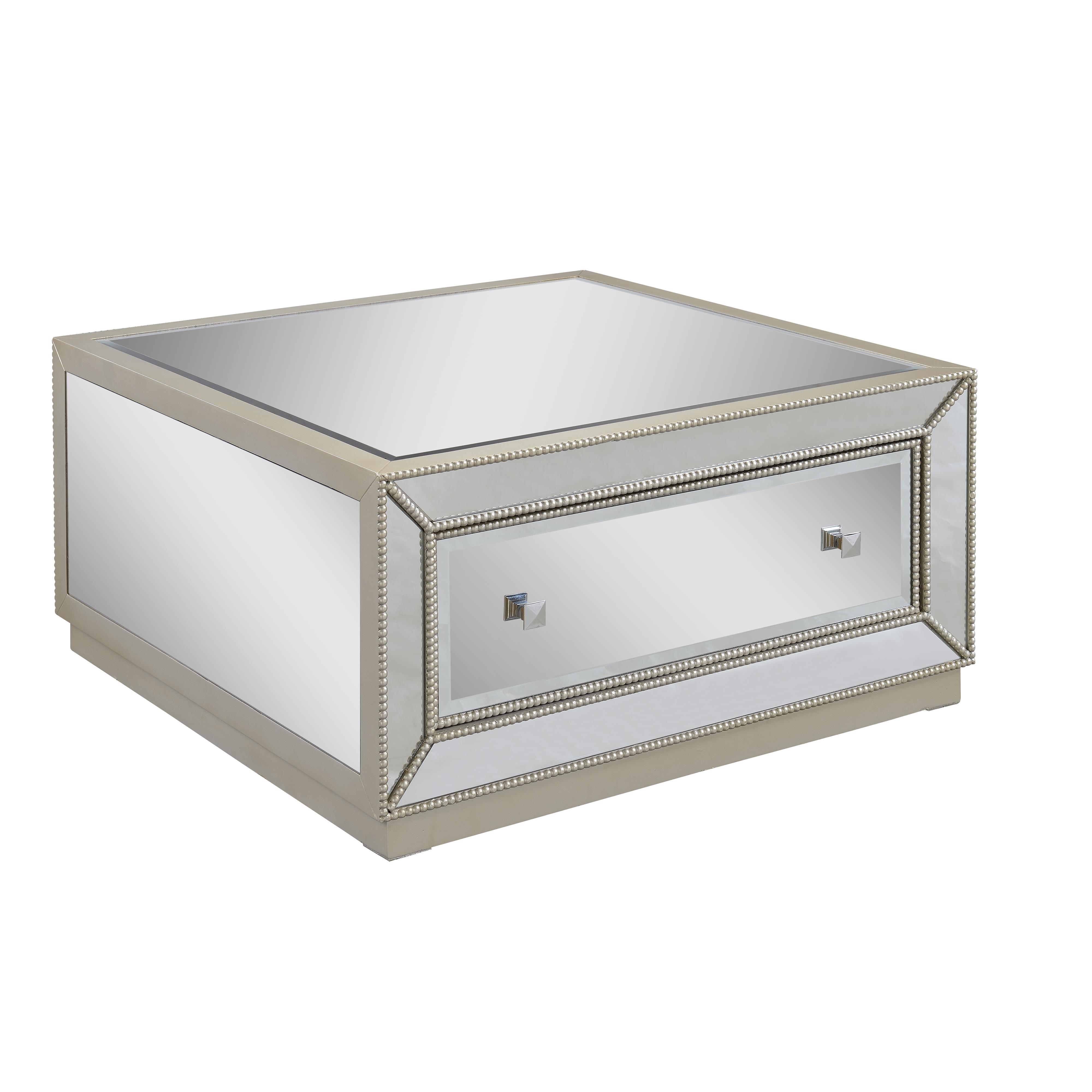 Coast to Coast Imports Coast to Coast Accents One Drawer Cocktail Table - Item Number: 70811