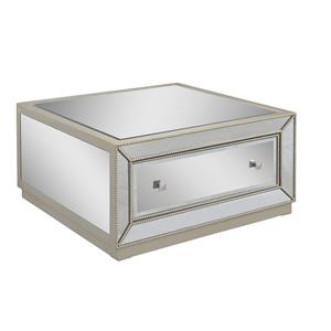 Coast to Coast Imports Coast to Coast Accents One Drawer Cocktail Table