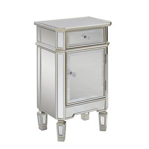 Coast to Coast Imports Coast to Coast Accents One Door One Drawer Cabinet