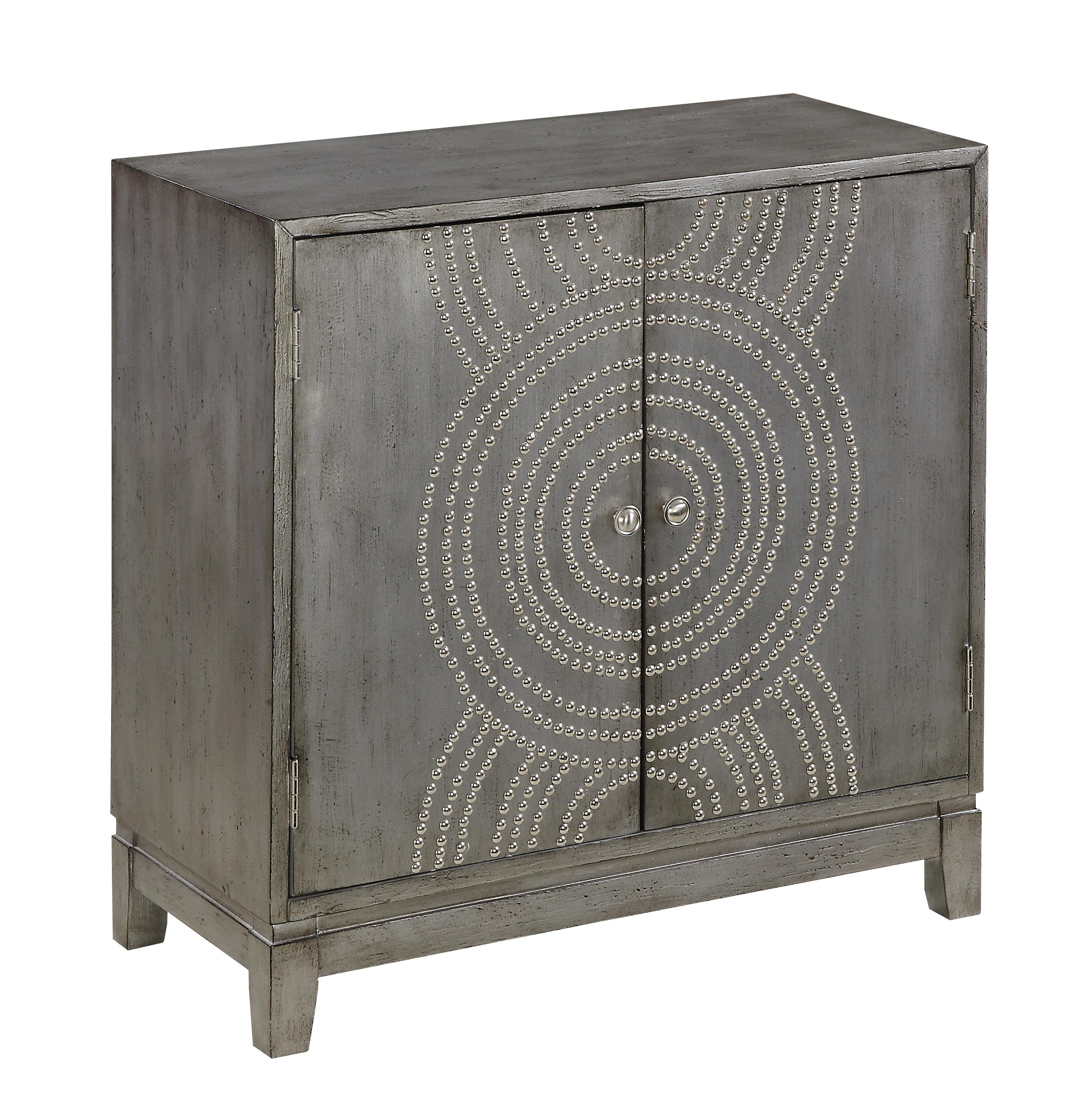 Coast to Coast Imports Coast to Coast Accents Two Door Cabinet - Item Number: 70819
