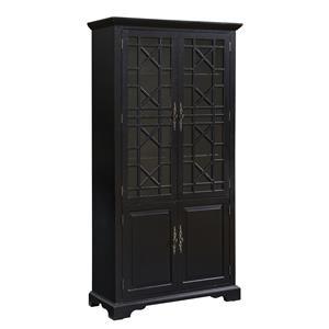 Coast to Coast Imports Coast to Coast Accents Four Door Cabinet