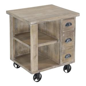 Coast to Coast Imports Coast to Coast Accents Accent Trolley Table