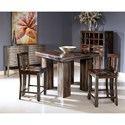 Coast to Coast Imports Coast to Coast Accents Dining Table Counter Height