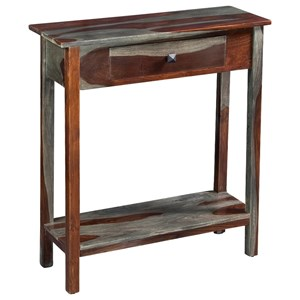 Coast to Coast Imports Grayson One Drawer Console Table