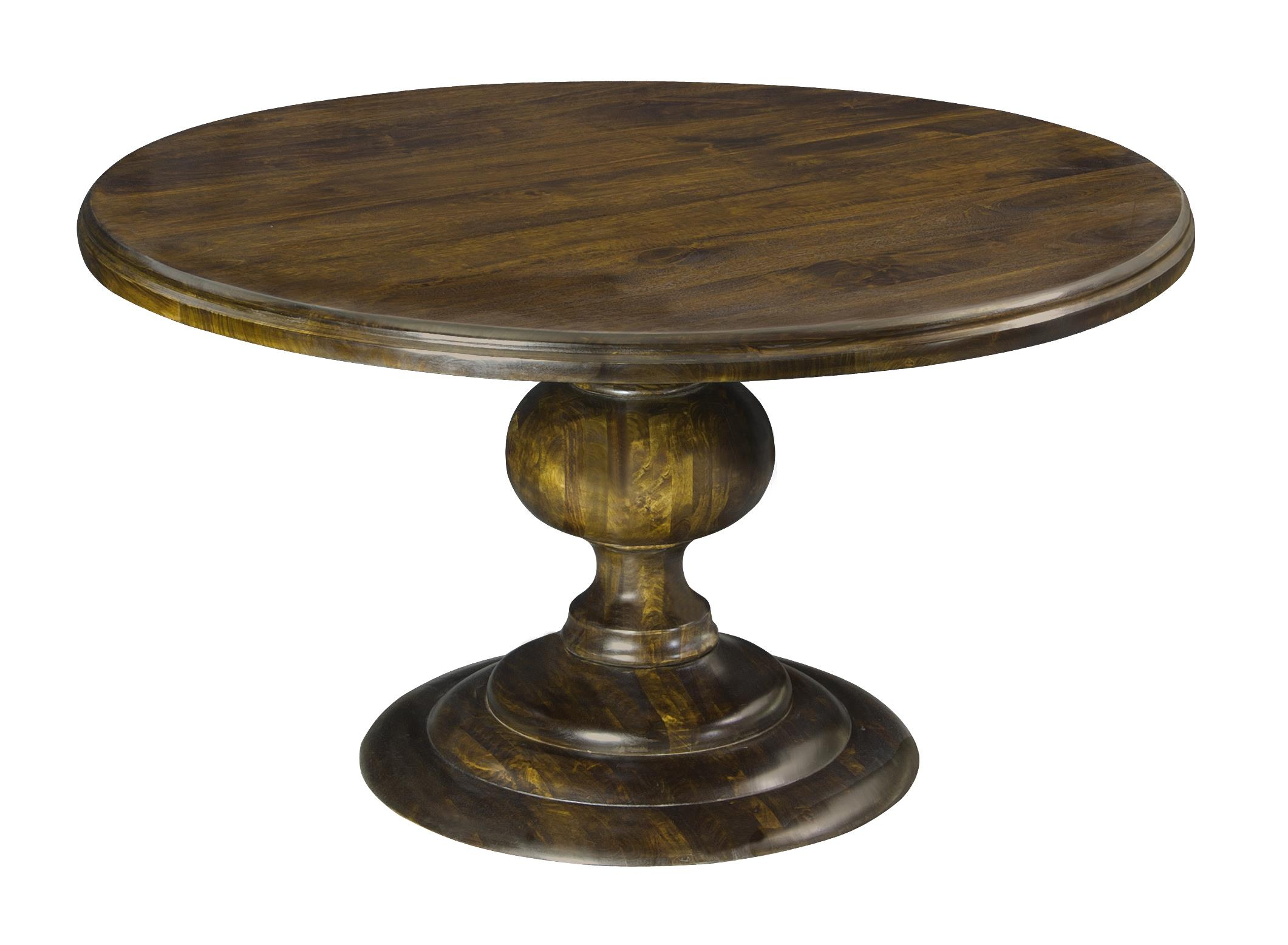 Coast to Coast Imports Coast to Coast Accents Round Dining Table - Item Number: 75311