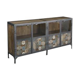 Coast to Coast Imports Coast to Coast Accents Four Door Sideboard