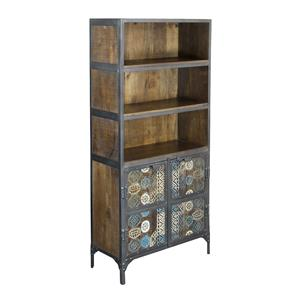 Coast to Coast Imports Coast to Coast Accents Two Door Tall Cabinet