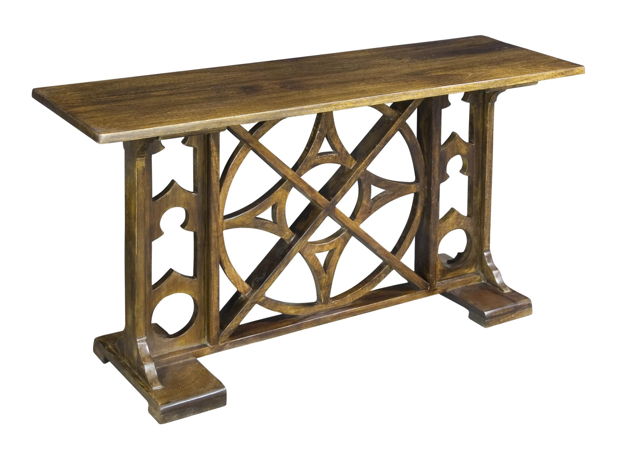 Morris Home Furnishings Accents Prague Console Table - Item Number: 75323