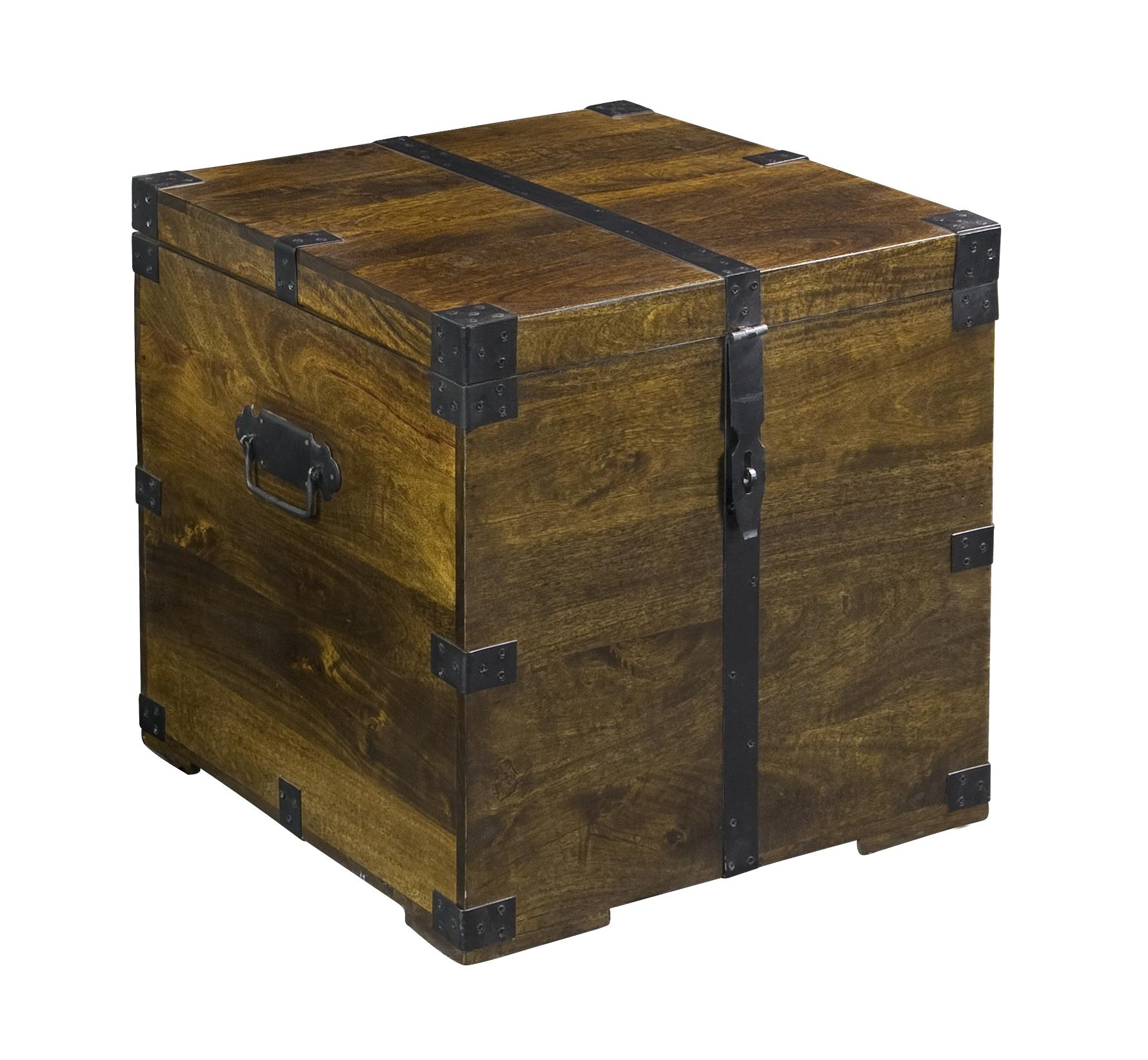Coast to Coast Imports Coast to Coast Accents Trunk End Table - Item Number: 75324