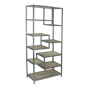 Morris Home Furnishings Accents Amsterdam Etagere