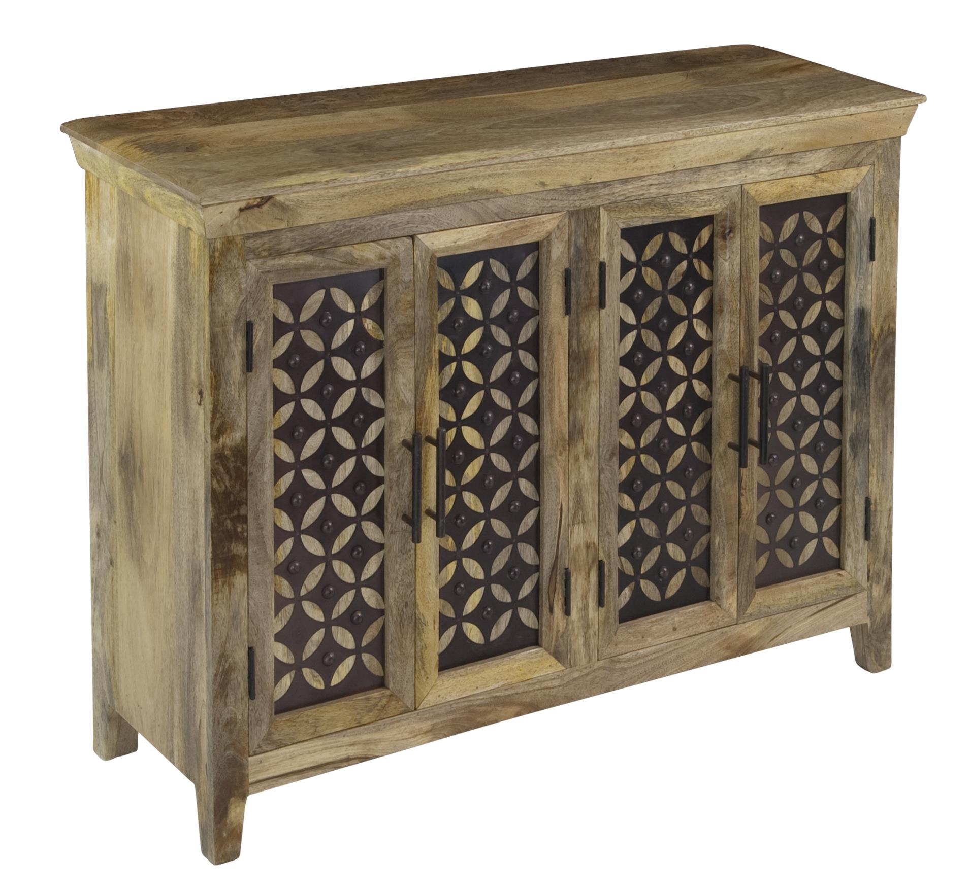 Coast to Coast Imports Coast to Coast Accents Four Door Sideboard - Item Number: 75334