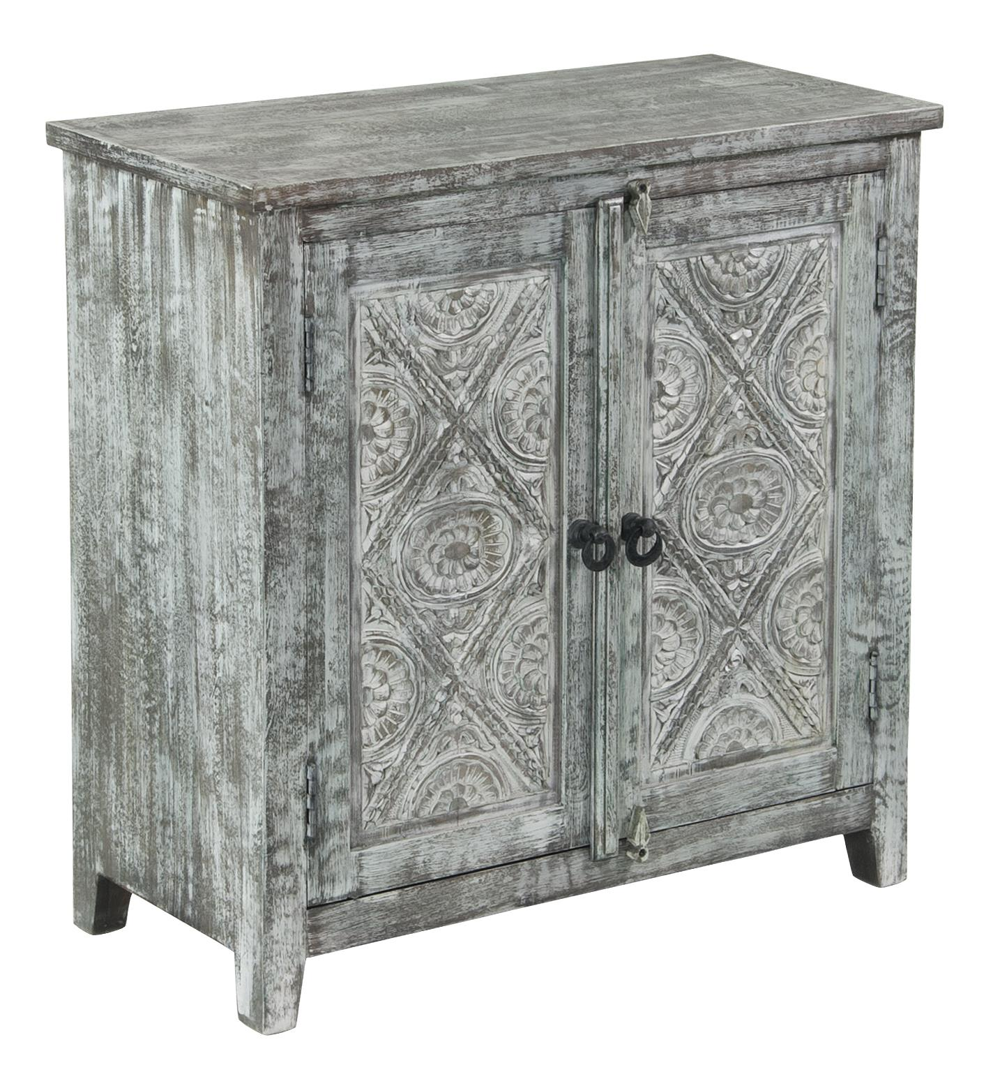 Coast to Coast Imports Coast to Coast Accents Two Door Cabinet - Item Number: 75336