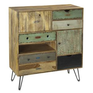 Coast to Coast Imports Coast to Coast Accents Multi Door/Drawer Chest