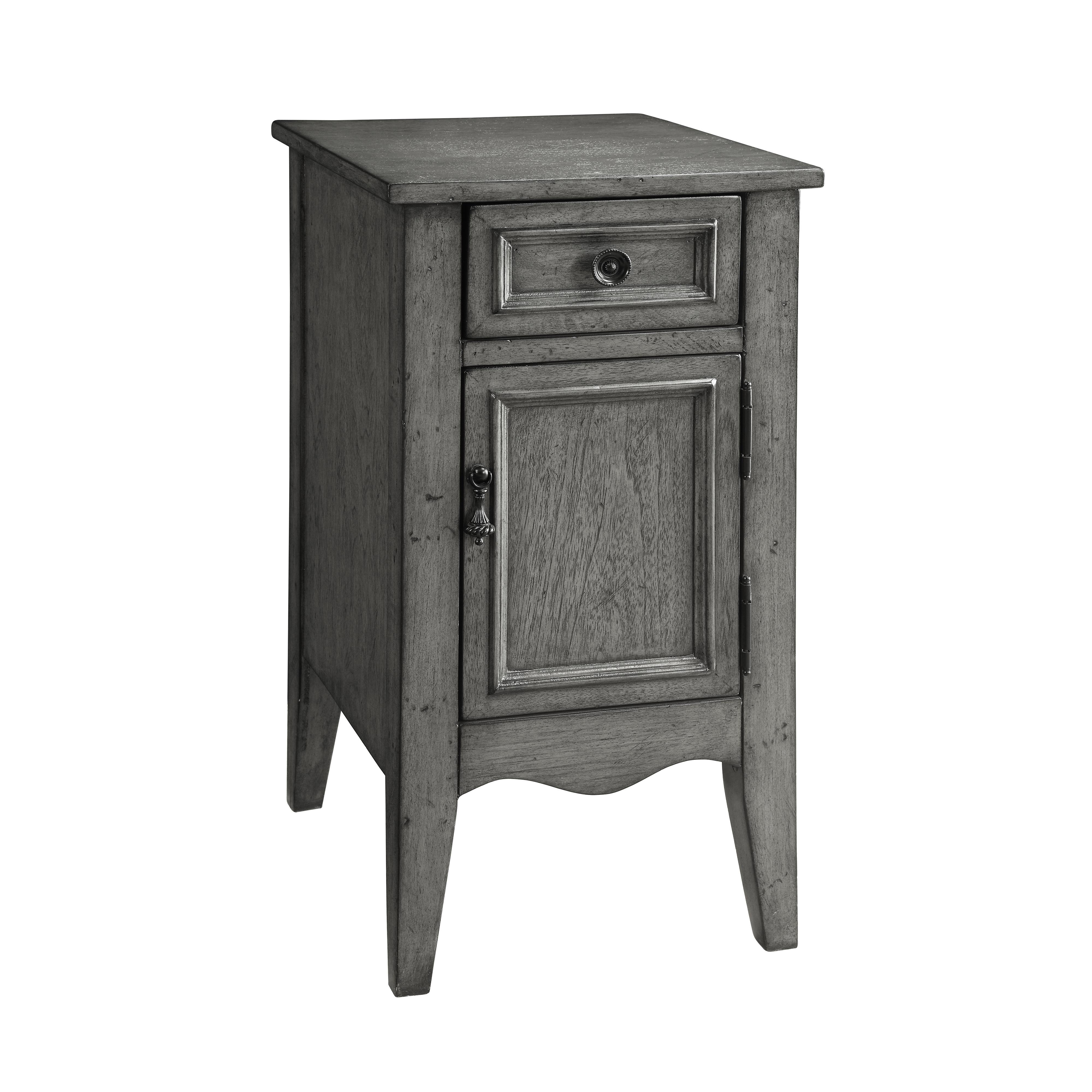 Coast to Coast Imports Coast to Coast Accents One Drawer One Door Cabinet - Item Number: 78604