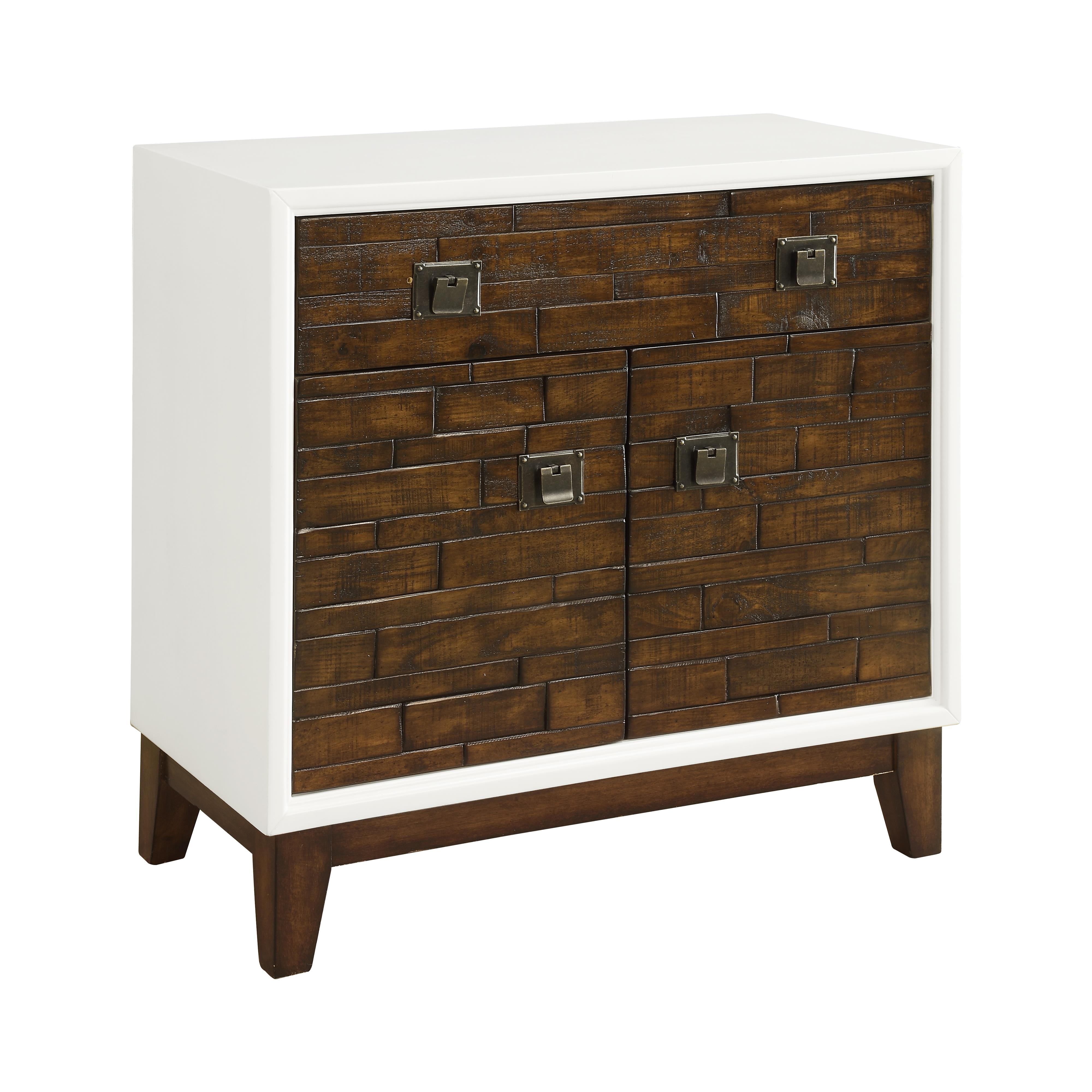 Coast to Coast Imports Coast to Coast Accents One Drawer Two Door Cabinet - Item Number: 78606
