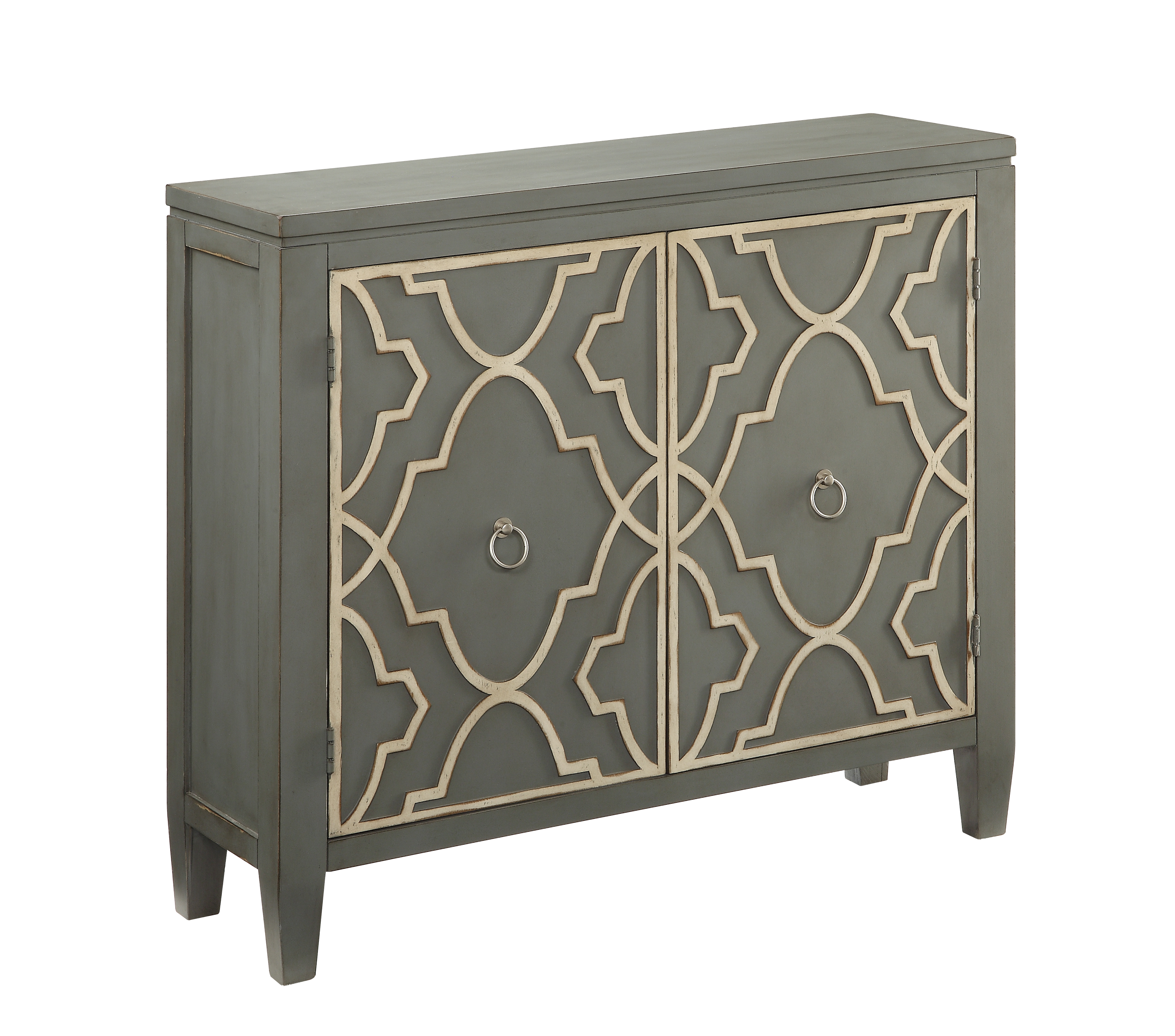 Coast to Coast Imports Coast to Coast Accents Two Door Cabinet - Item Number: 78621