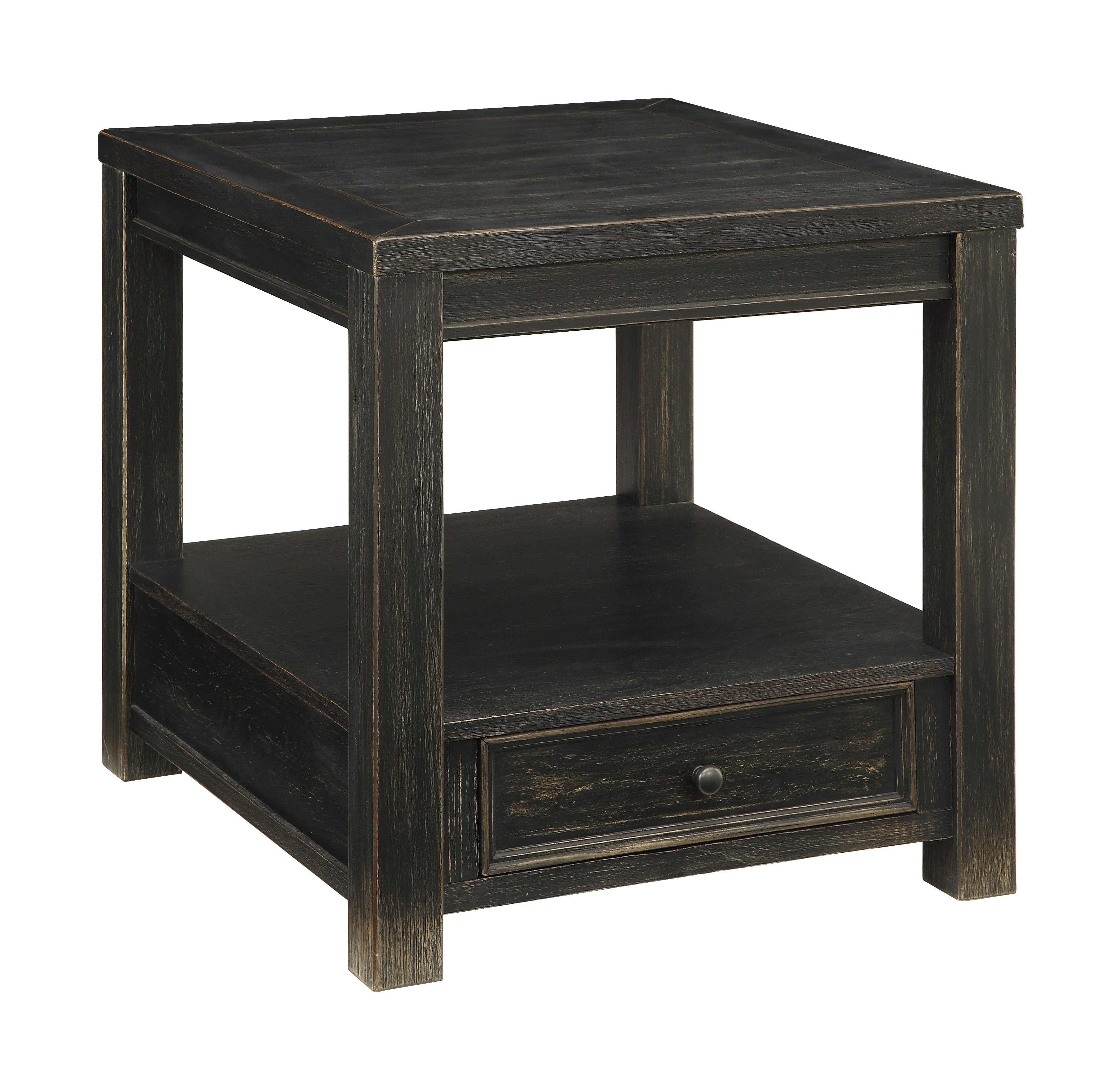 Coast to Coast Imports Coast to Coast Accents One Drawer End Table - Item Number: 78623