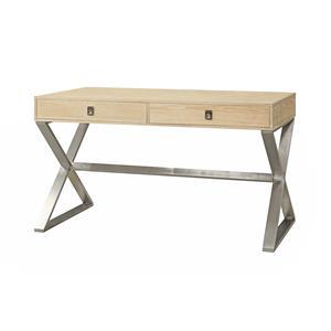 Coast to Coast Imports Coast to Coast Accents Two Drawer Desk