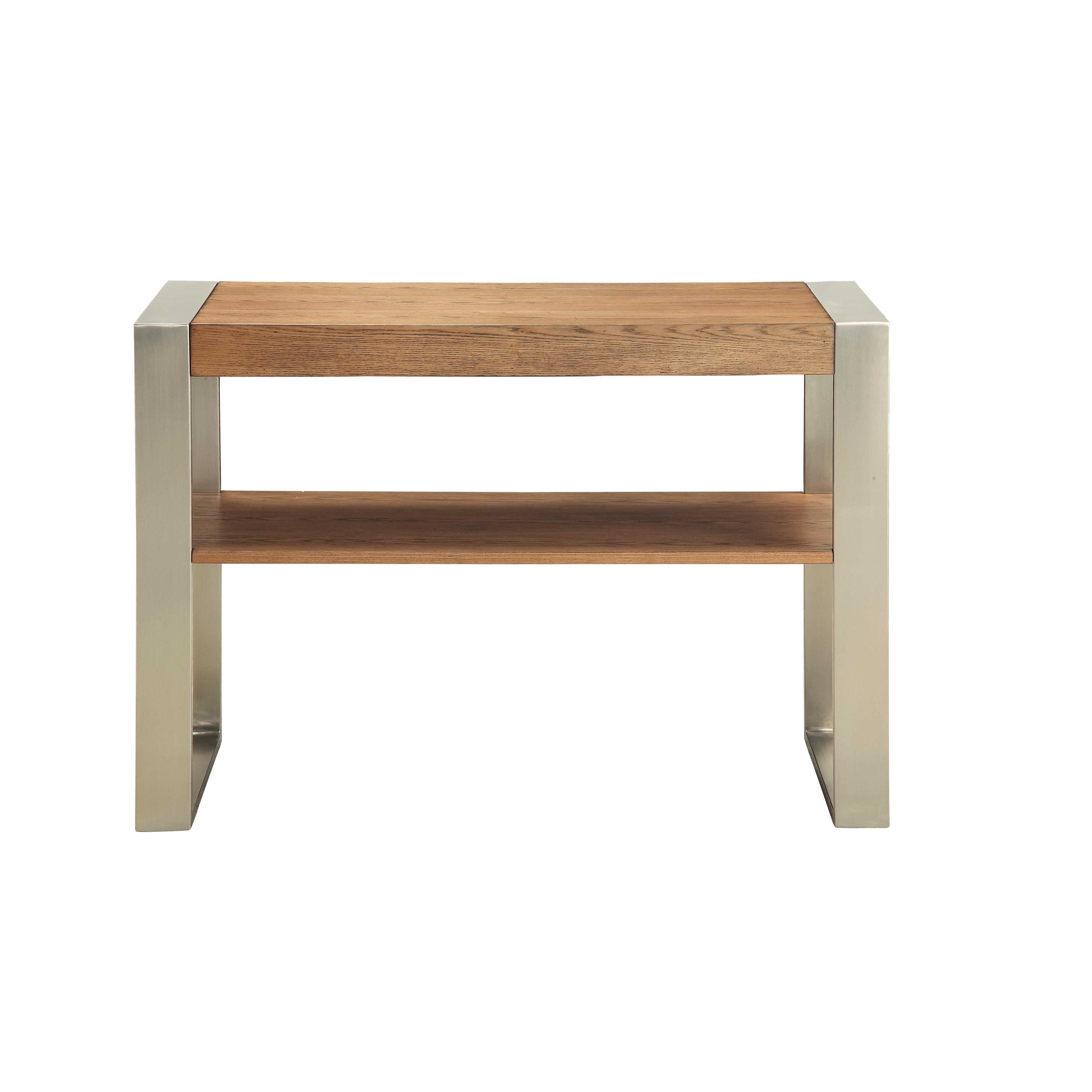Coast to Coast Imports Coast to Coast Accents Two Tier Console - Item Number: 78649