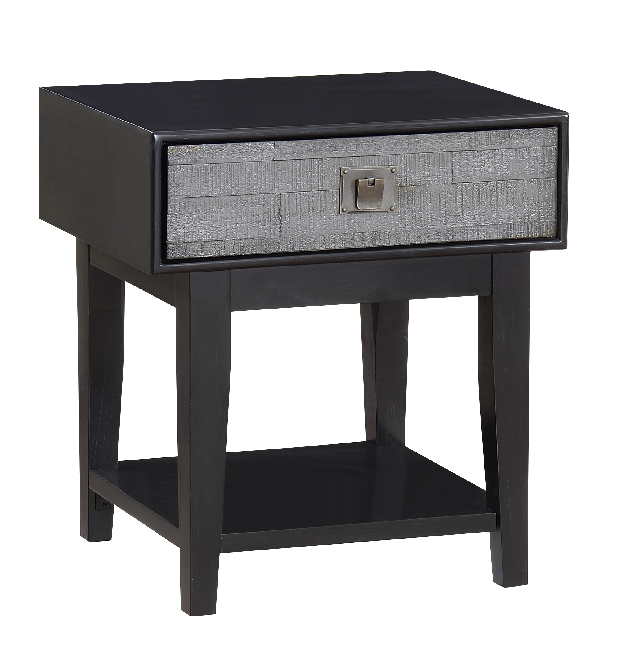 Coast to Coast Imports Coast to Coast Accents One Drawer End Table - Item Number: 78654