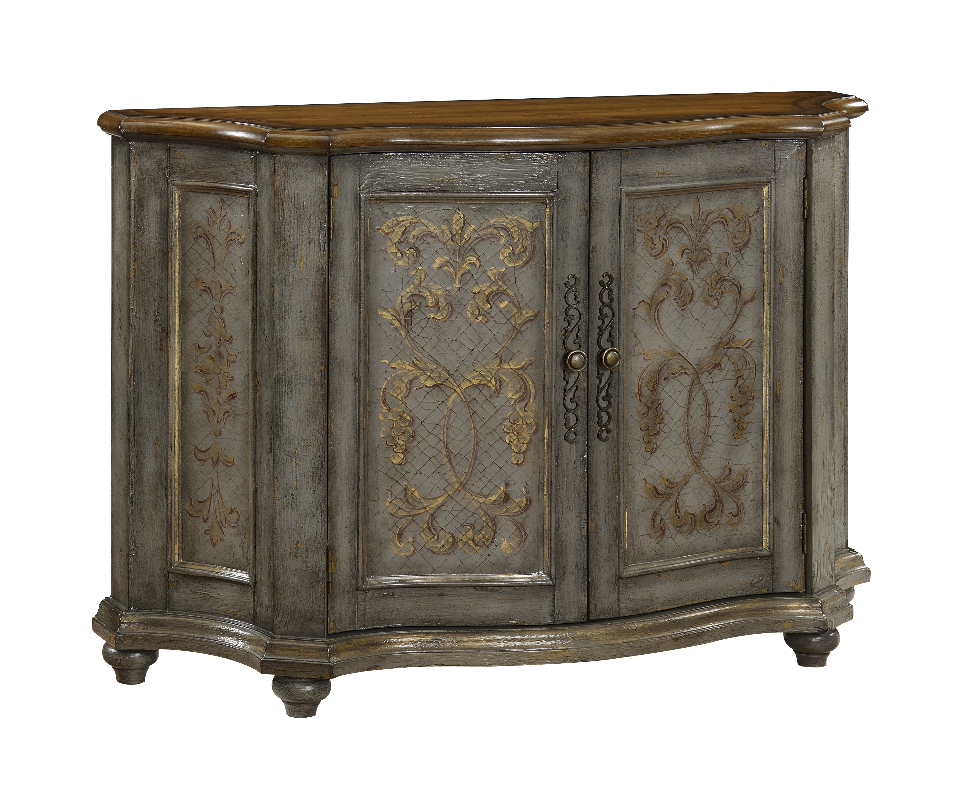 Coast to Coast Imports Coast to Coast Accents Two Door Cabinet - Item Number: 78665