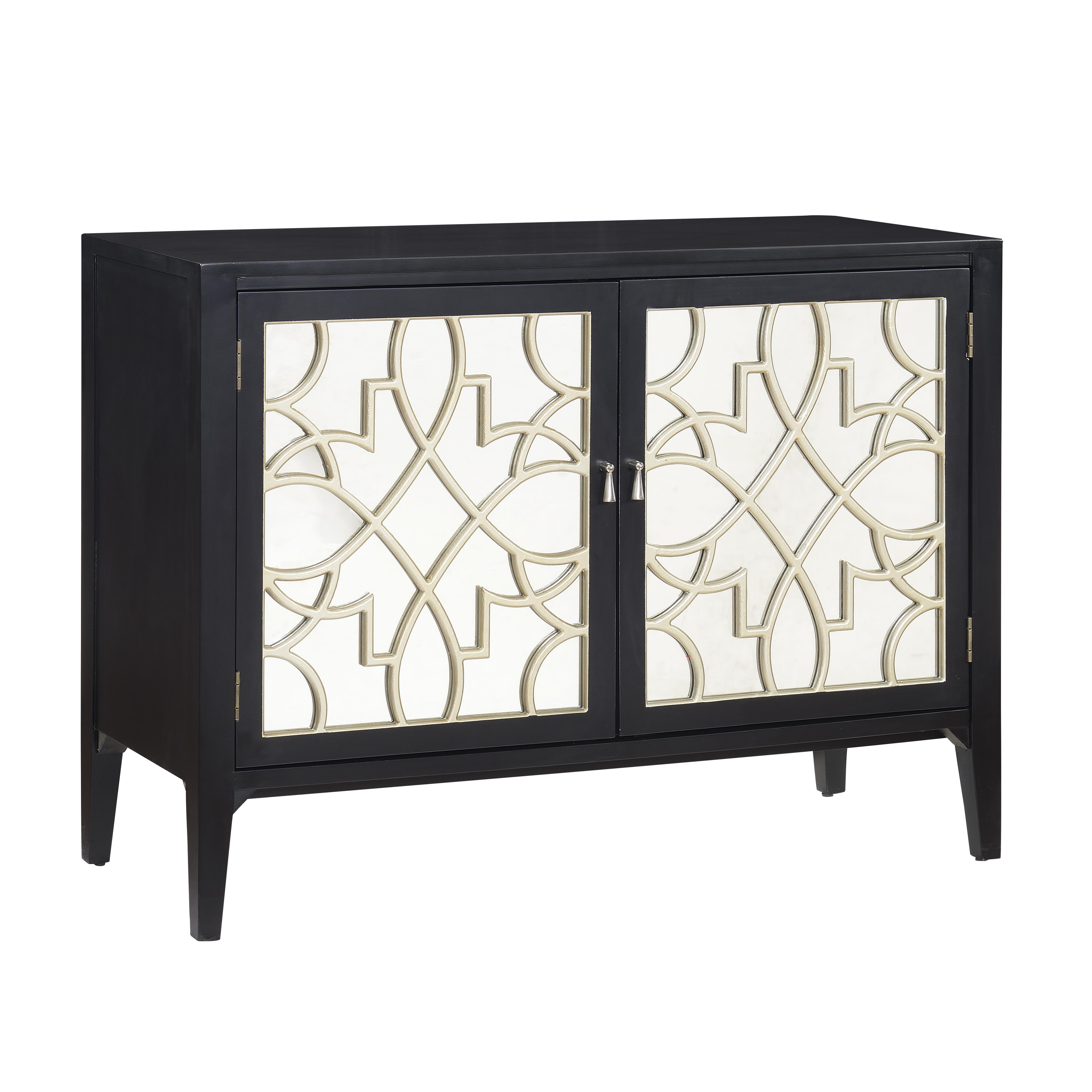 Coast to Coast Imports Coast to Coast Accents Two Door Cabinet - Item Number: 78672