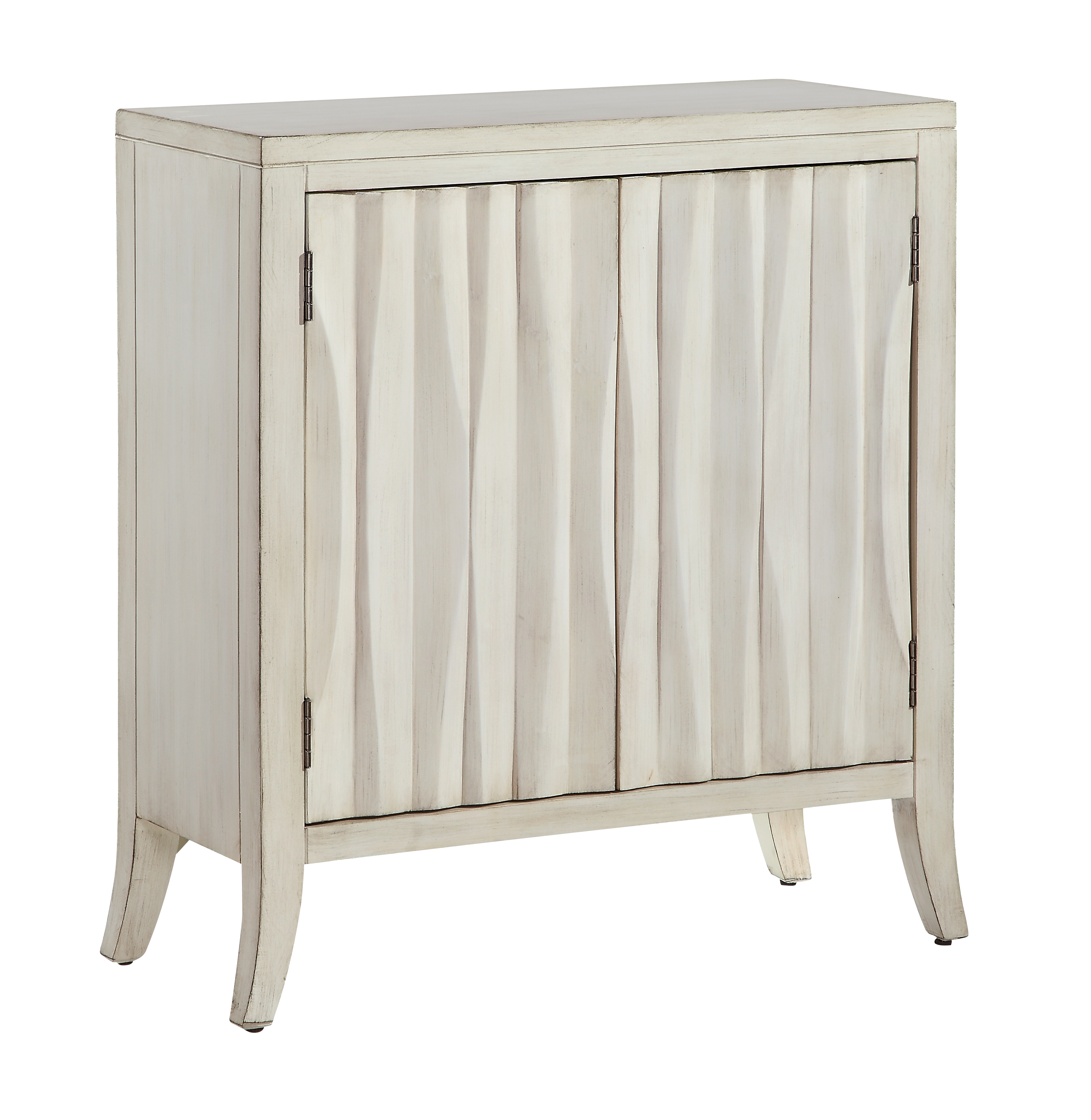 Coast to Coast Imports Coast to Coast Accents Two Door Cabinet - Item Number: 78676