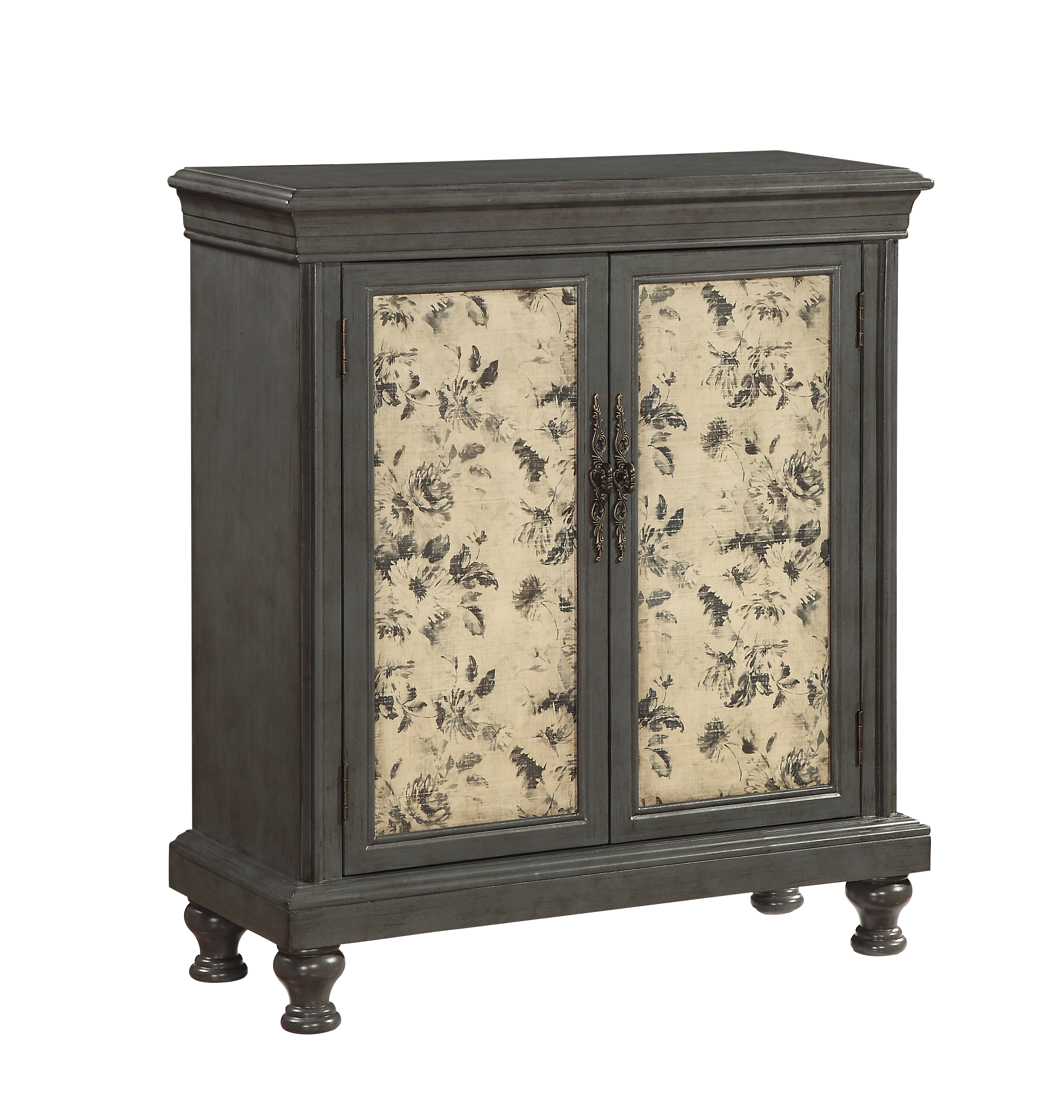 Coast to Coast Imports Coast to Coast Accents Two Door Cabinet - Item Number: 78679