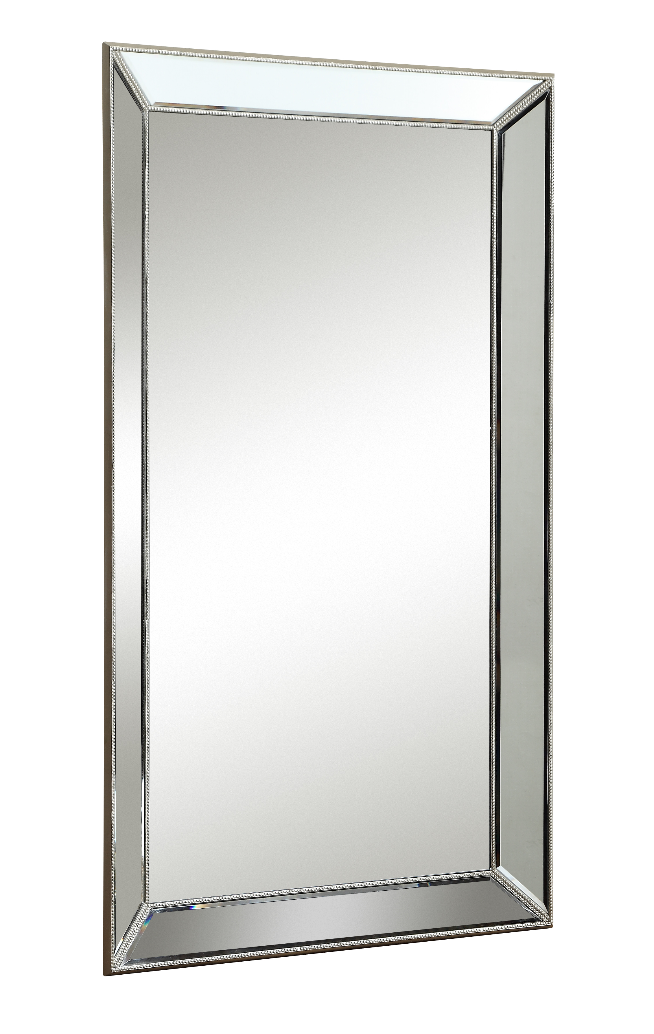 Coast to Coast Imports Coast to Coast Accents Rectangular Floor Mirror - Item Number: 78687