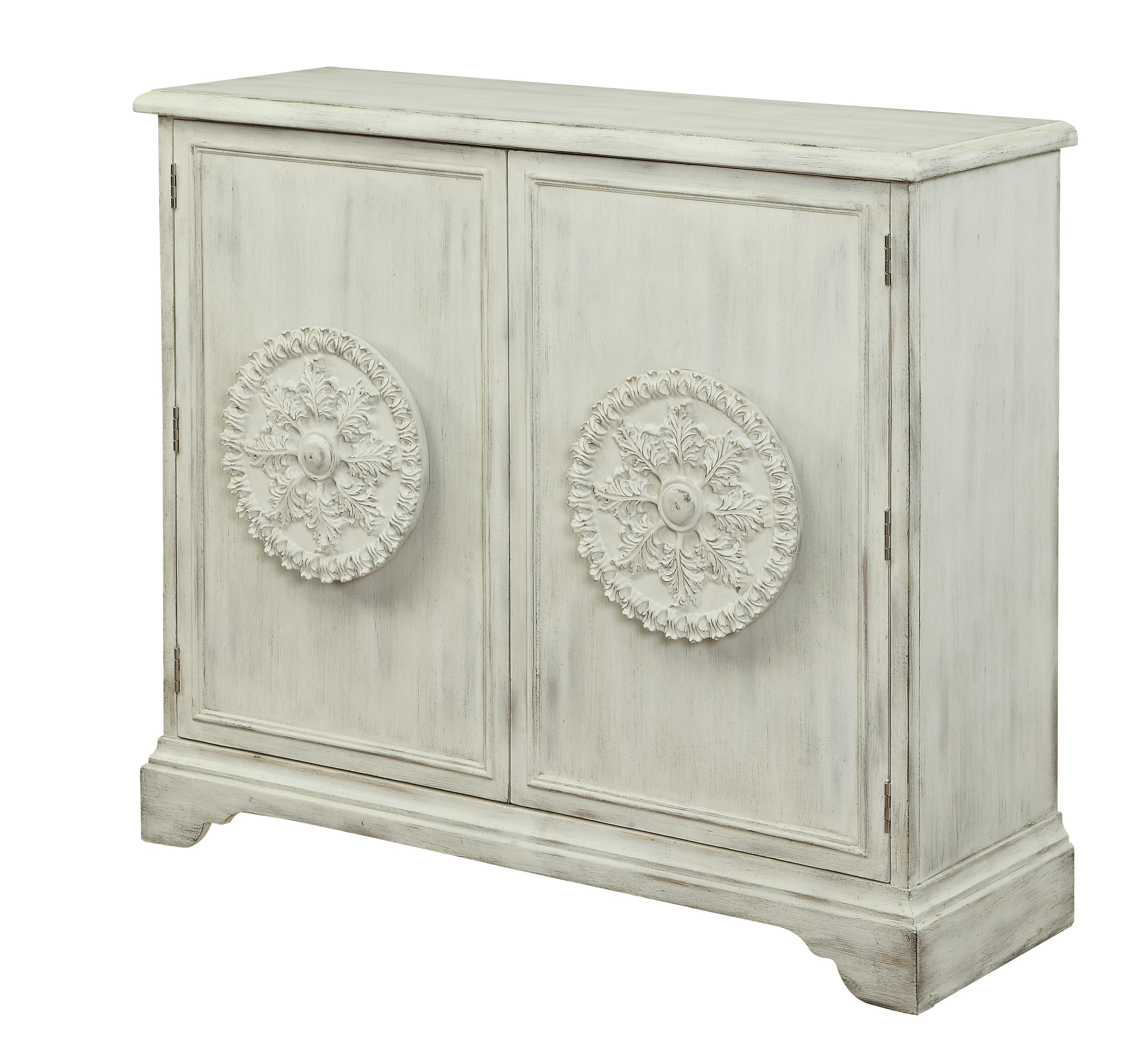 Coast to Coast Imports Coast to Coast Accents Two Door Media Cabinet - Item Number: 78694