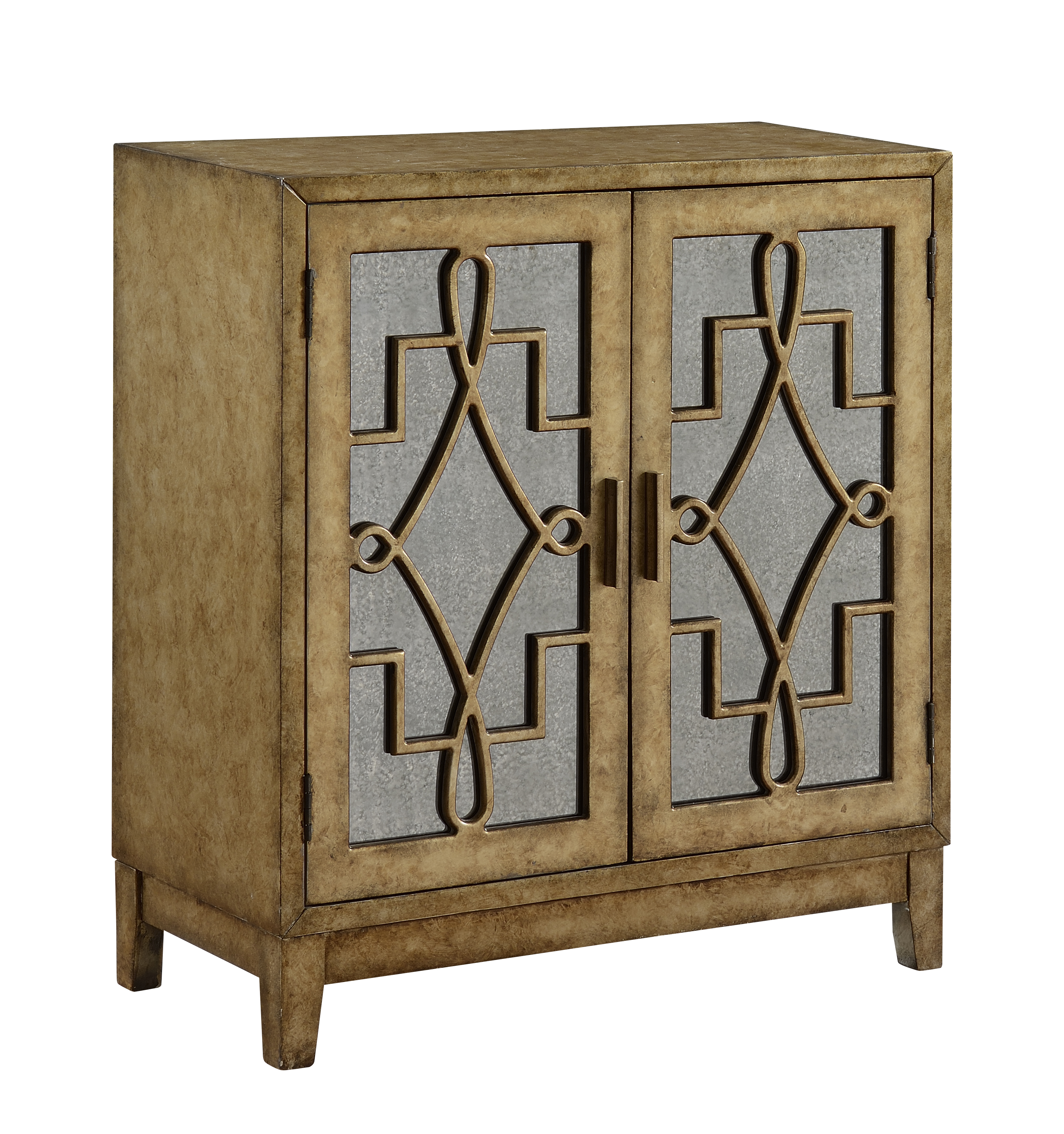 Coast to Coast Imports Coast to Coast Accents Two Door Cabinet - Item Number: 78711