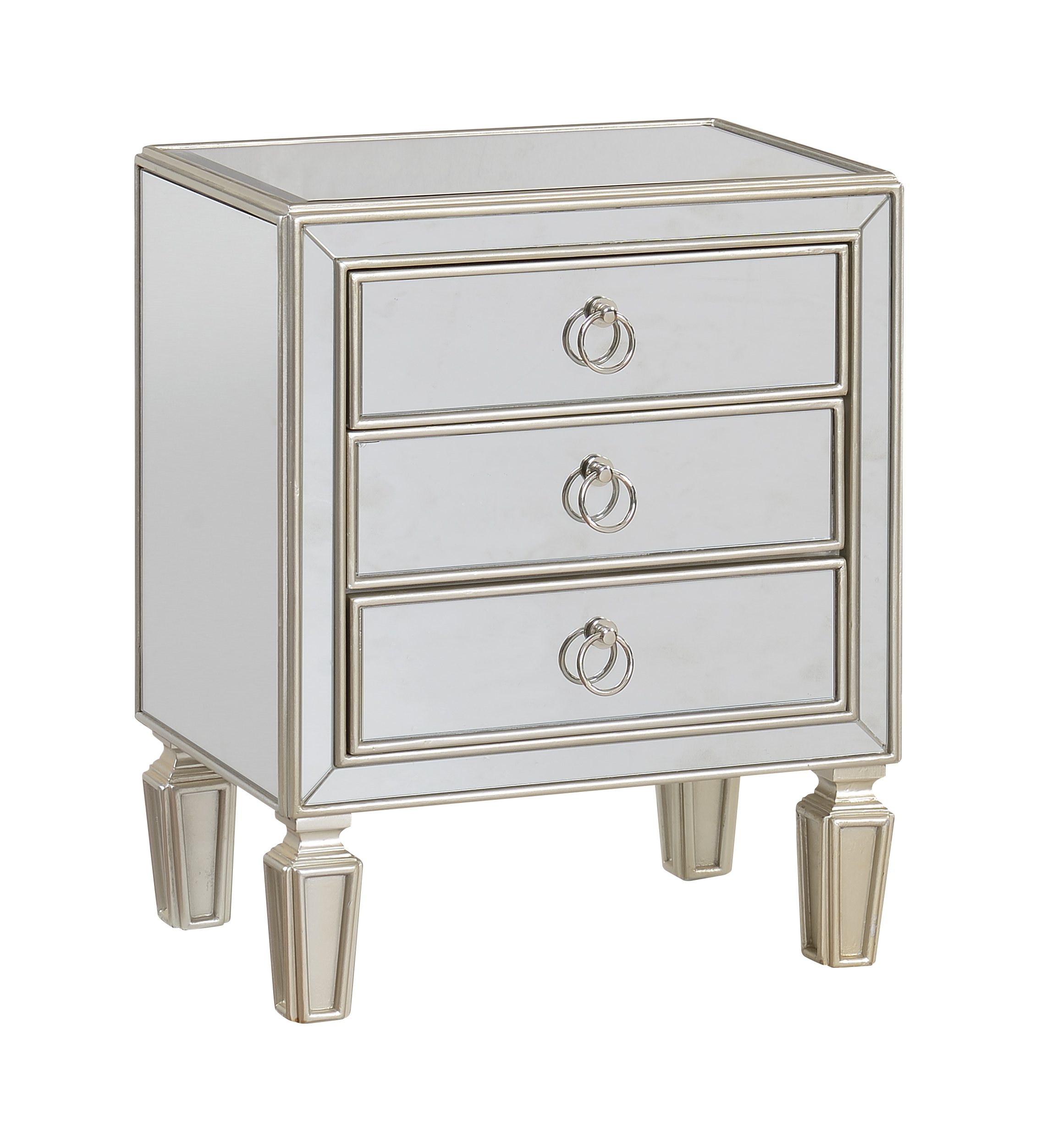 Coast to Coast Imports Coast to Coast Accents Three Drawer Chest - Item Number: 78717