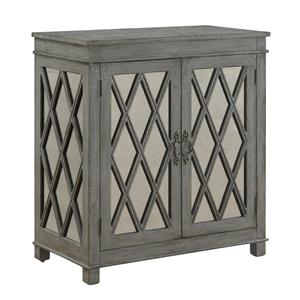 Morris Home Furnishings Accents Covina Two Door Media Cabinet