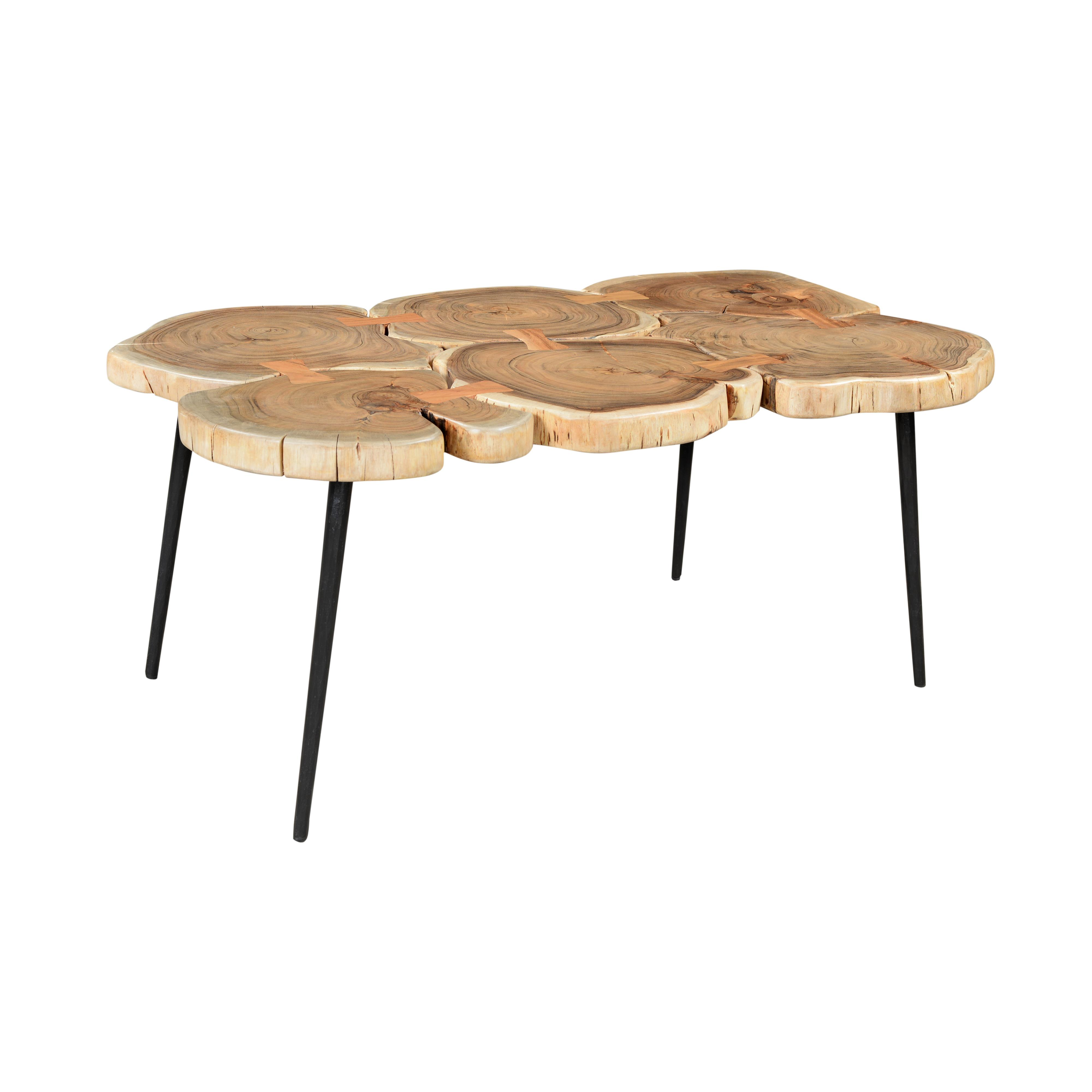 Coast to Coast Imports Coast to Coast Accents Cocktail Table - Item Number: 79720