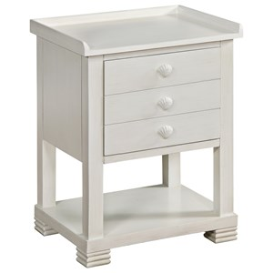Coast to Coast Imports Coast to Coast Accents Two Drawer Accent Table
