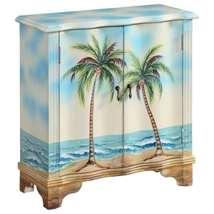 Coast to Coast Imports Coast to Coast Accents Two Door Cabinet